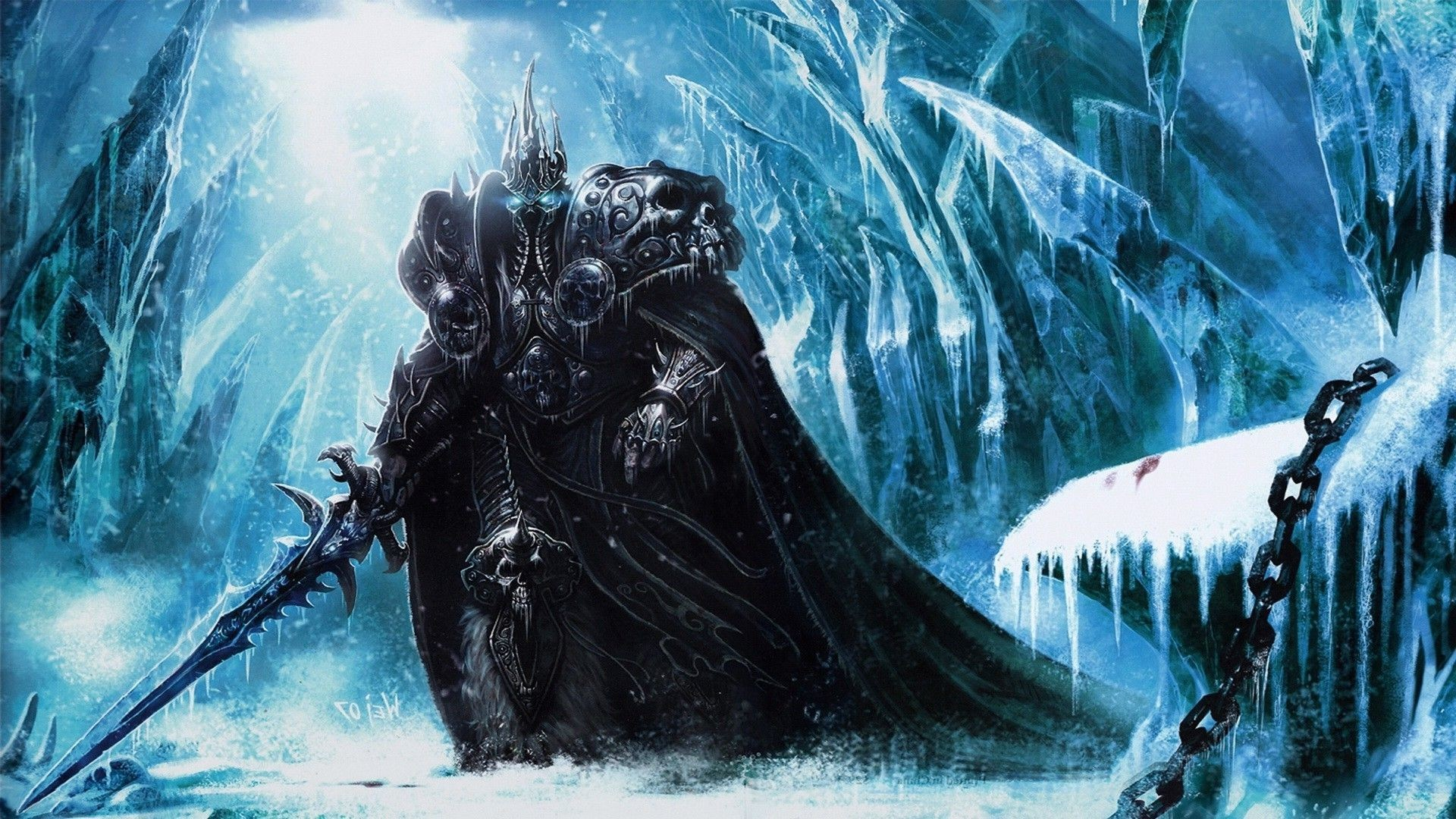 Res: 1920x1080, Find out: World Of Warcraft Wrath of The Lich King wallpaper on 1583×845
