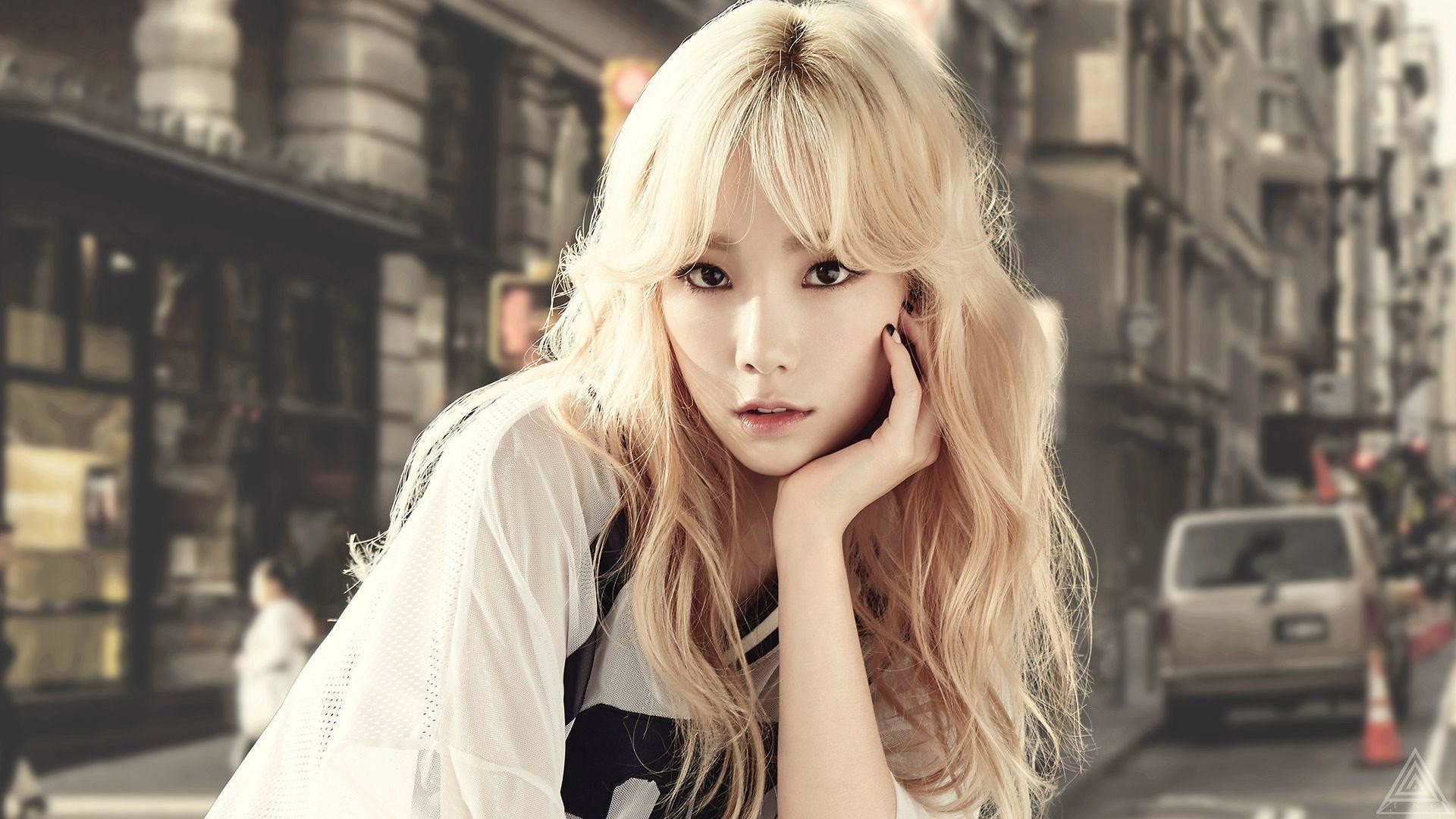 Res: 1920x1080, Soshipapers - SNSD Taeyeon wallpaper