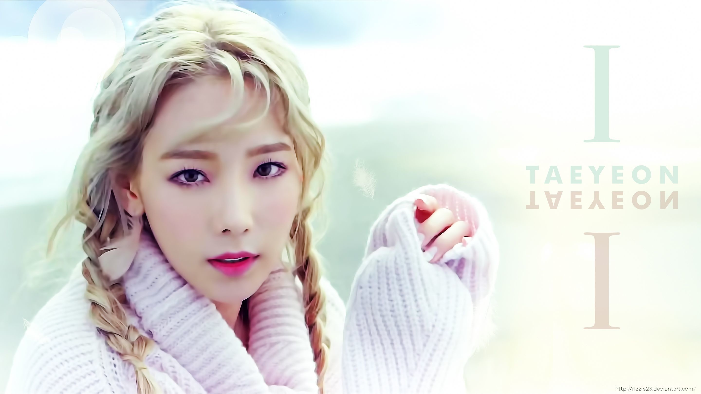 Res: 2880x1620, Soshipapers - SNSD Taeyeon wallpaper