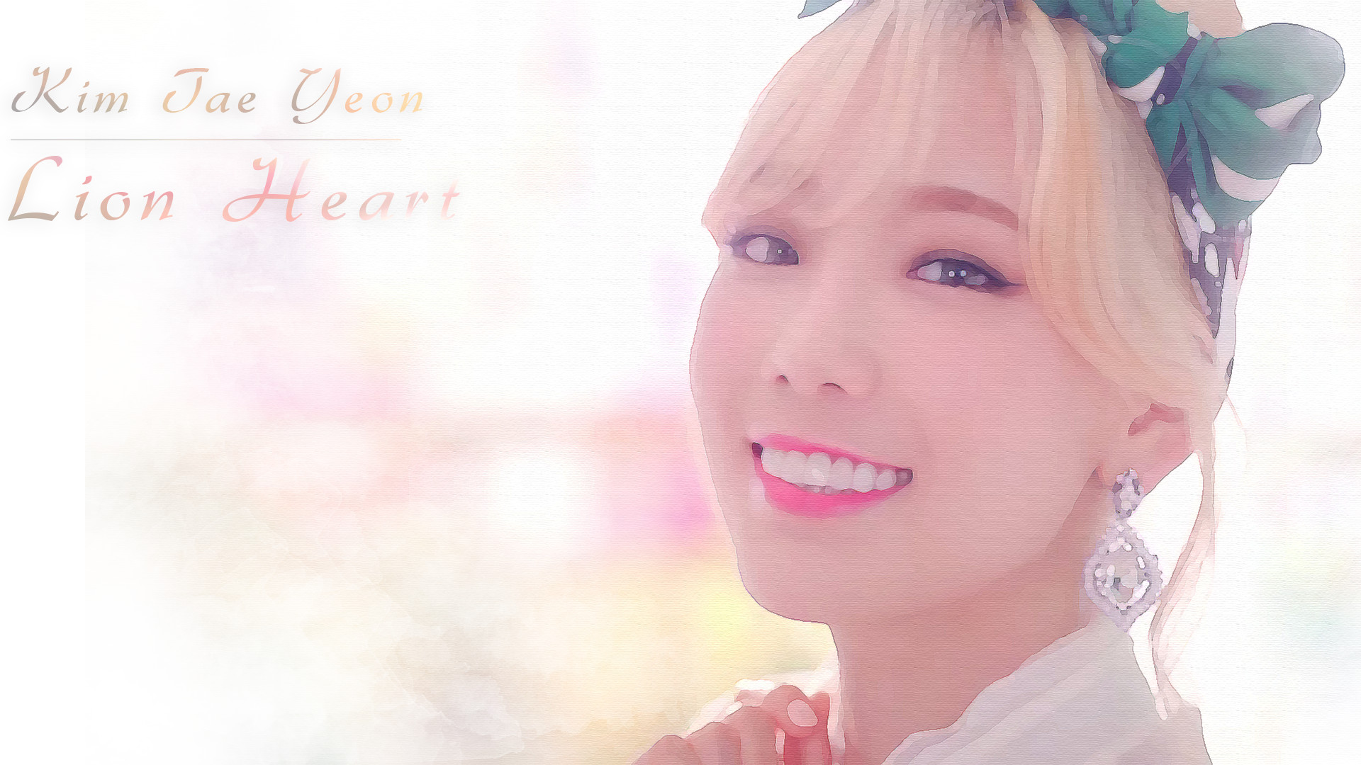 Res: 1920x1080, Girls Generation Taeyeon Wallpapers TaeYeonism