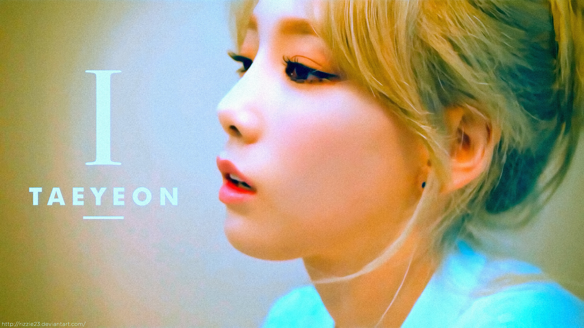 Res: 2304x1296, ... Taeyeon I HD Desktop Wallpaper 1 by Rizzie23