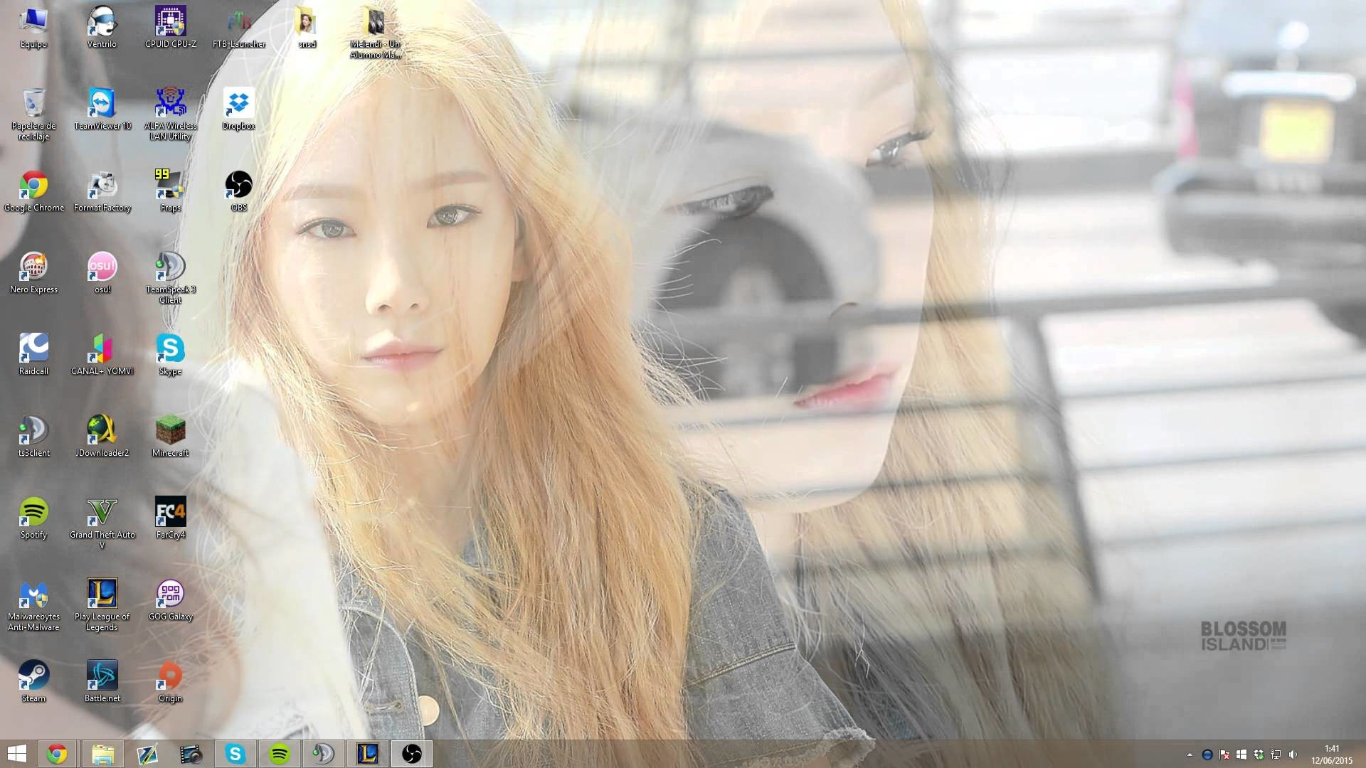 Res: 1920x1080, Taeyeon 7 Wallpapers 1080p