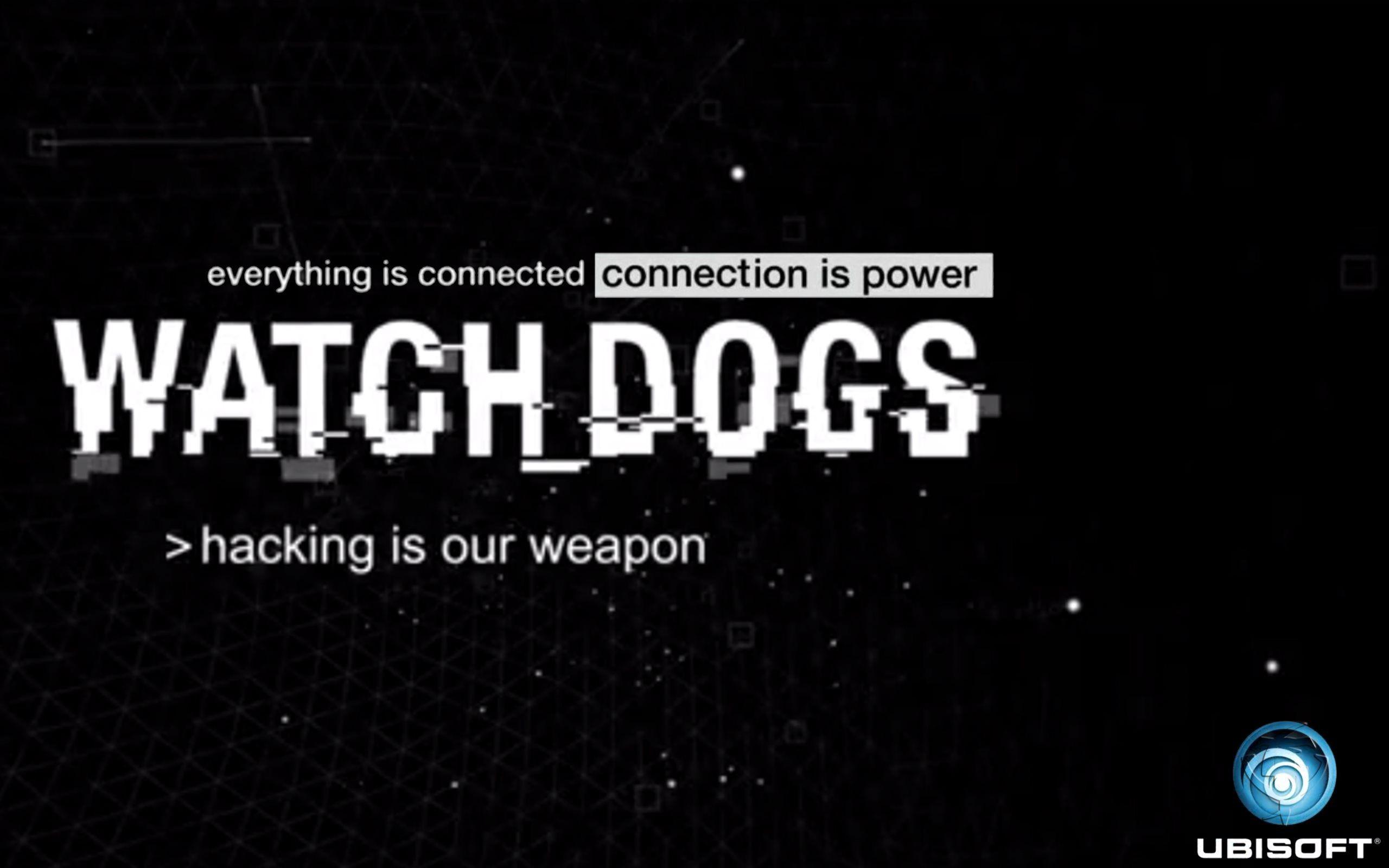 Res: 2560x1600, Watch Dogs Desktop Wallpaper wallpaper hd