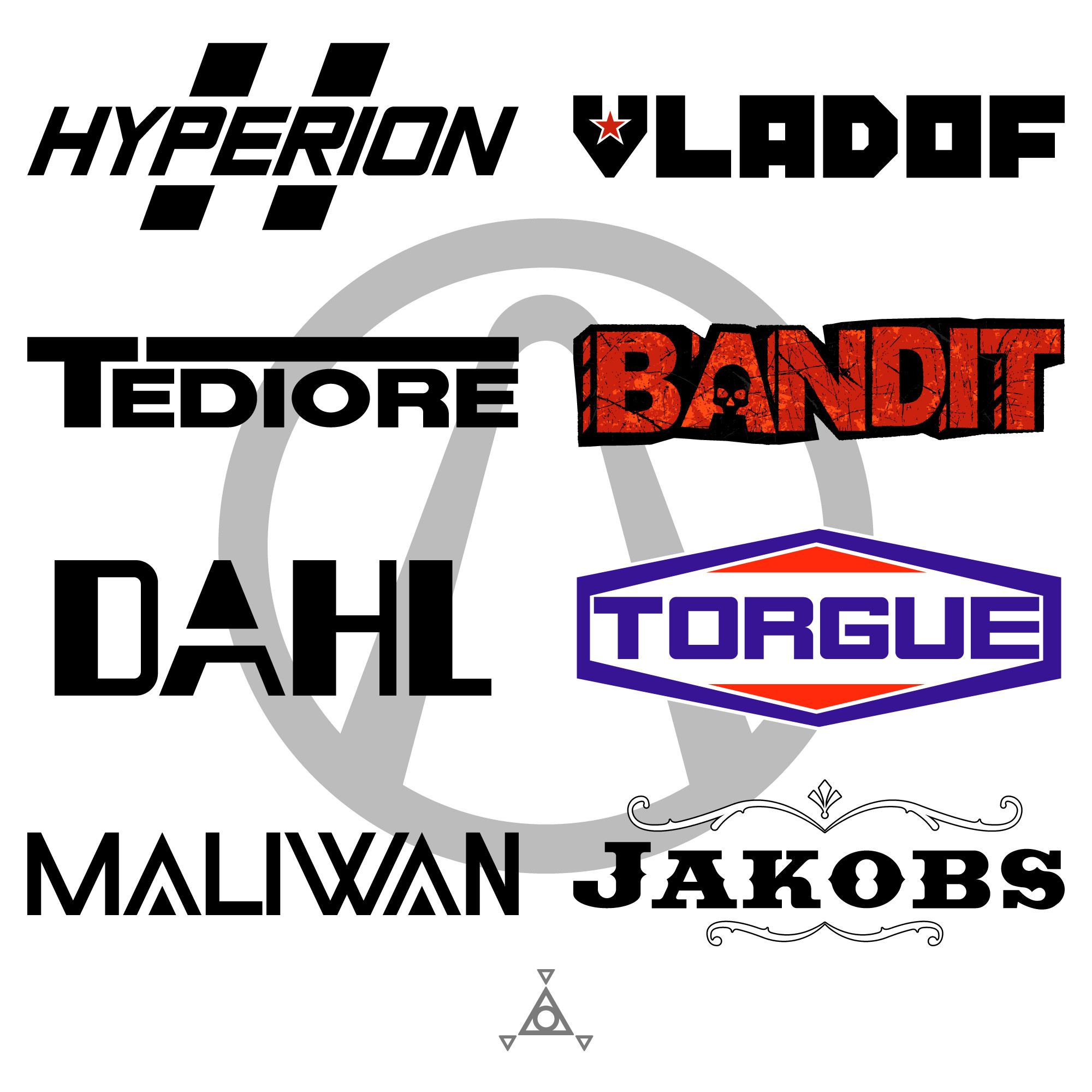 Res: 2000x2000, Glock Logo Wallpaper images Hdimagelib