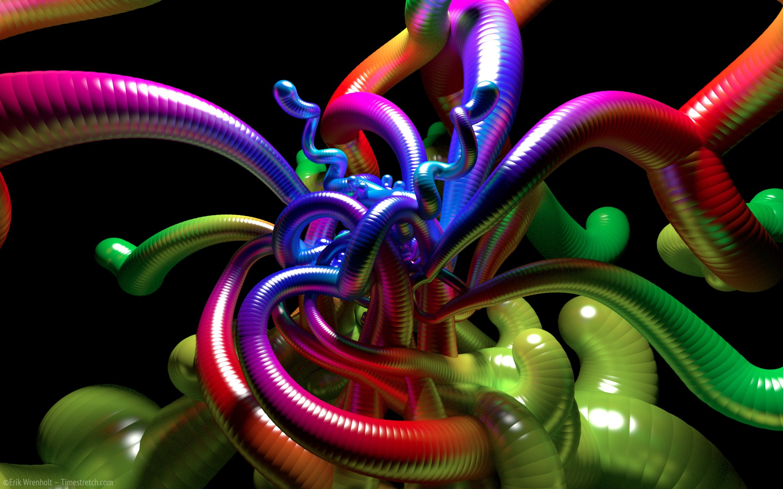 Res: 2560x1600, ... Color Splash ...