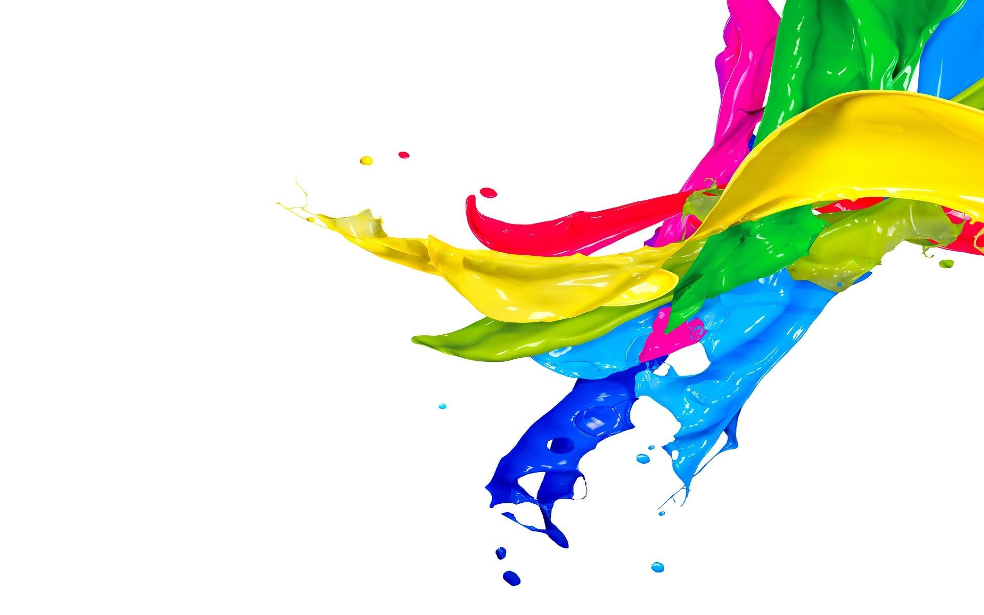 Res: 1920x1200, colorful splash wallpaper 46216
