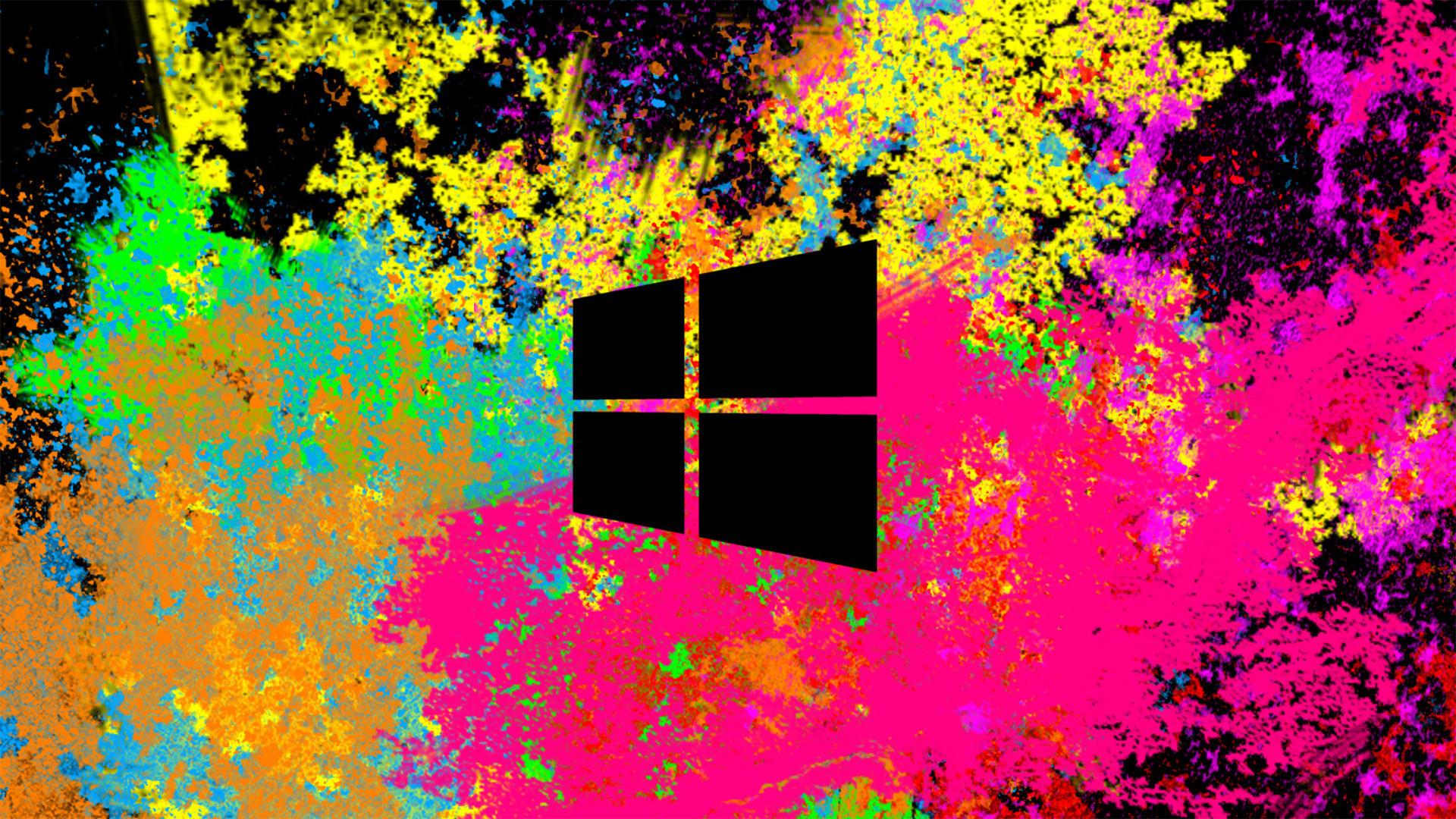 Res: 1920x1080, Windows 8 color splash HD wallpaper