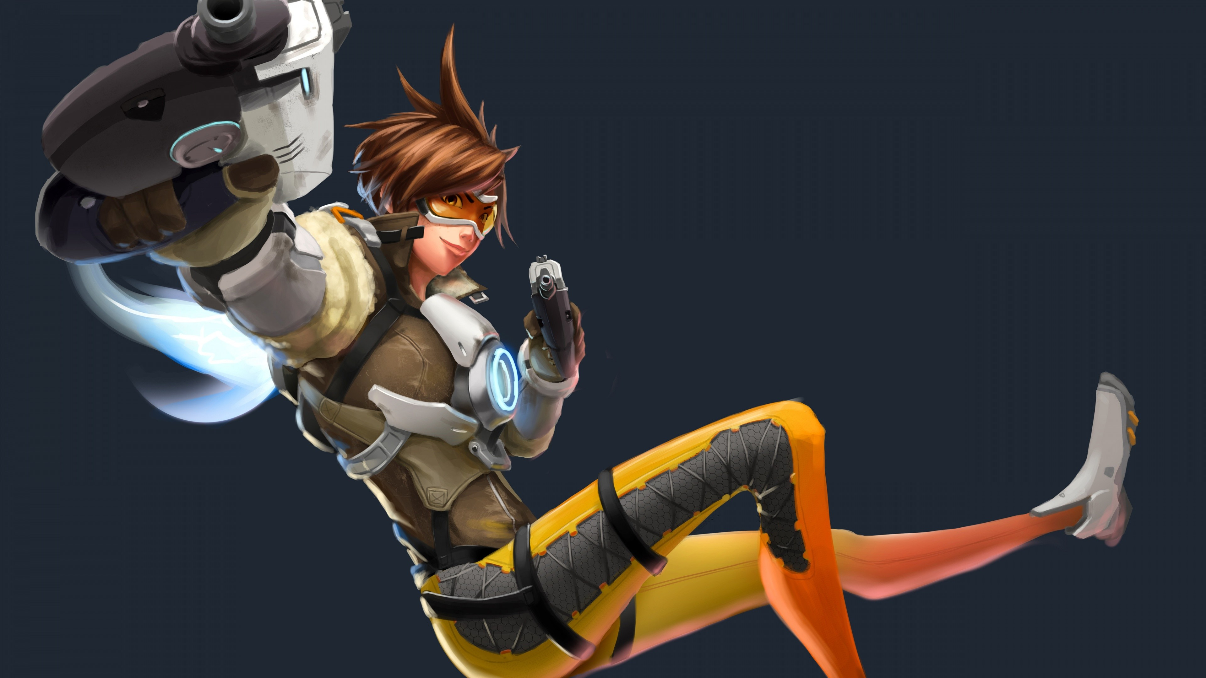 Res: 3840x2160, Tracer HD 4K 5K Wallpapers