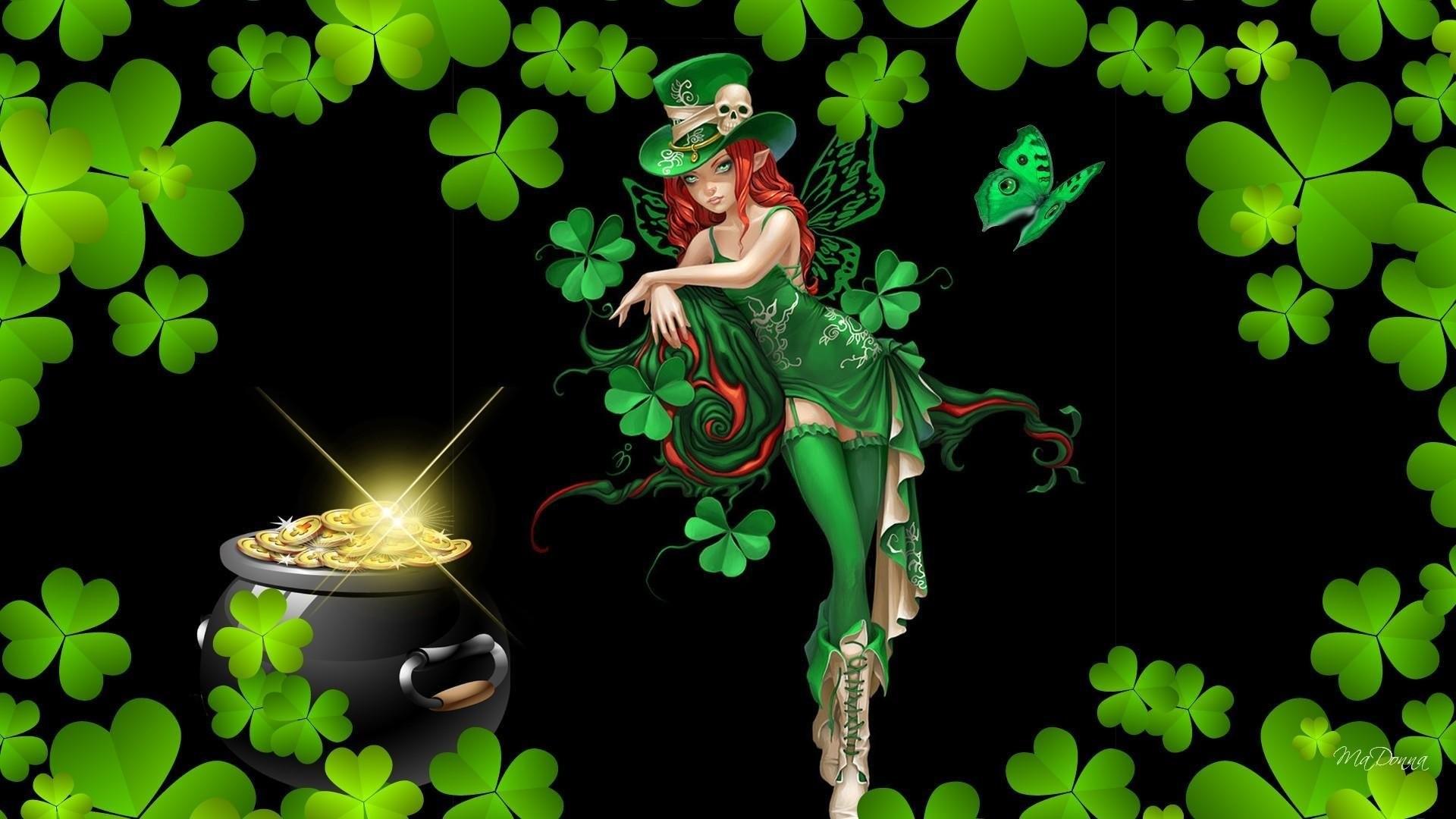 Res: 1920x1080, irish fairies