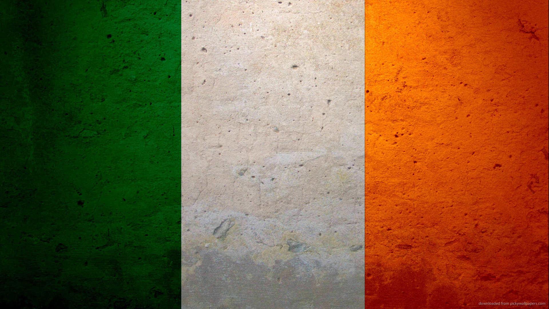 Res: 1920x1080, HD Ireland Flag Wallpaper