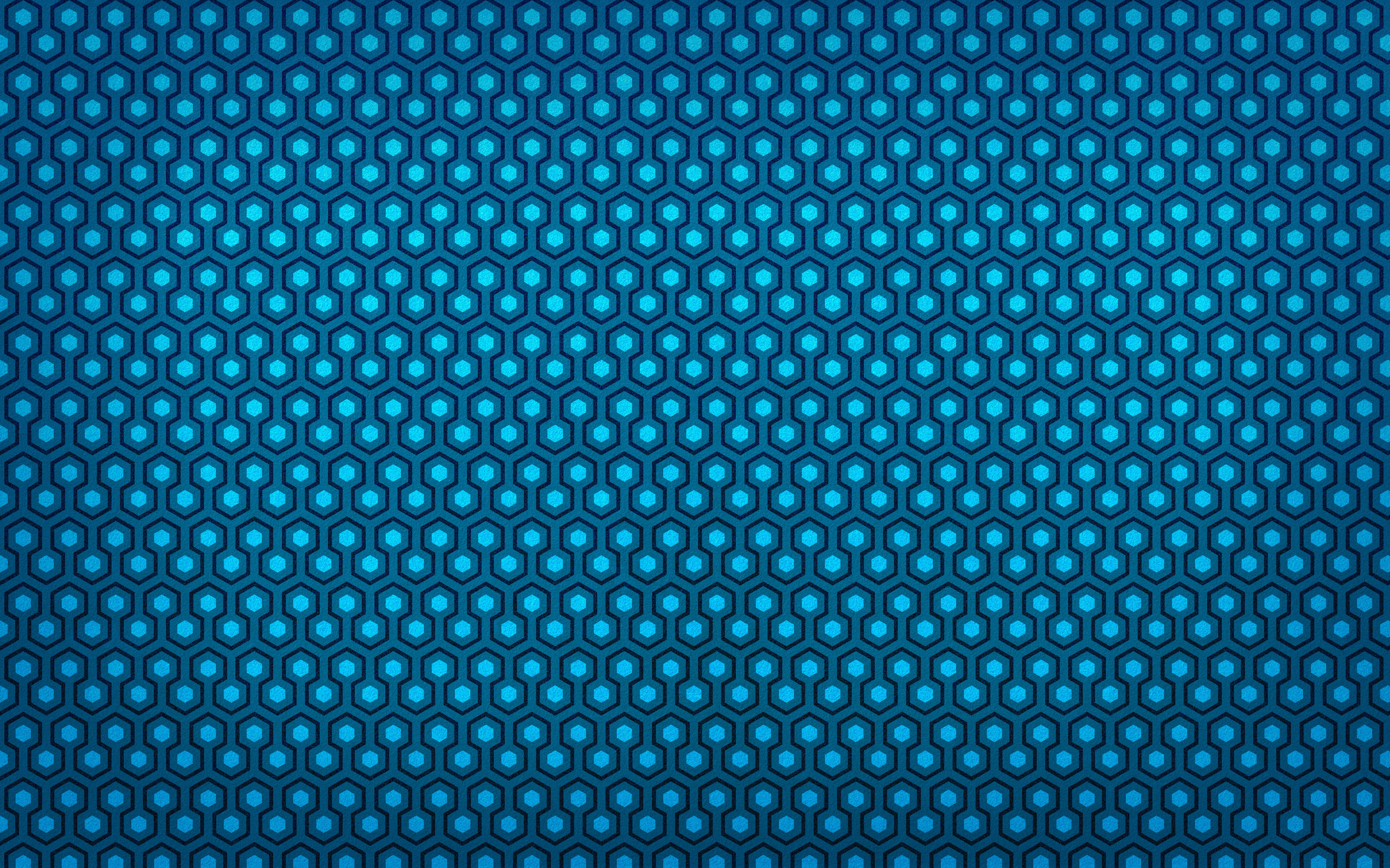 Res: 3200x2000, Honeycomb Aqua. Pattern Wallpapers