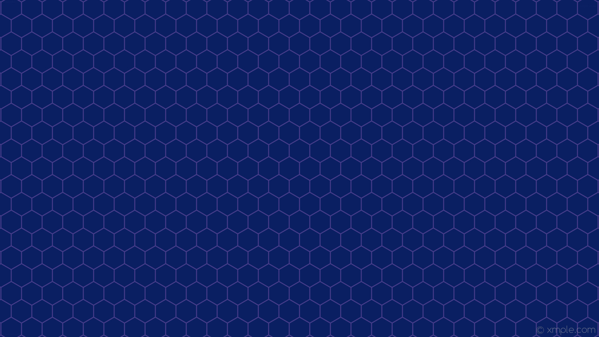 Res: 1920x1080, wallpaper hexagon beehive blue honeycomb purple dark slate blue #0a1f61  #483d8b 0° 3px