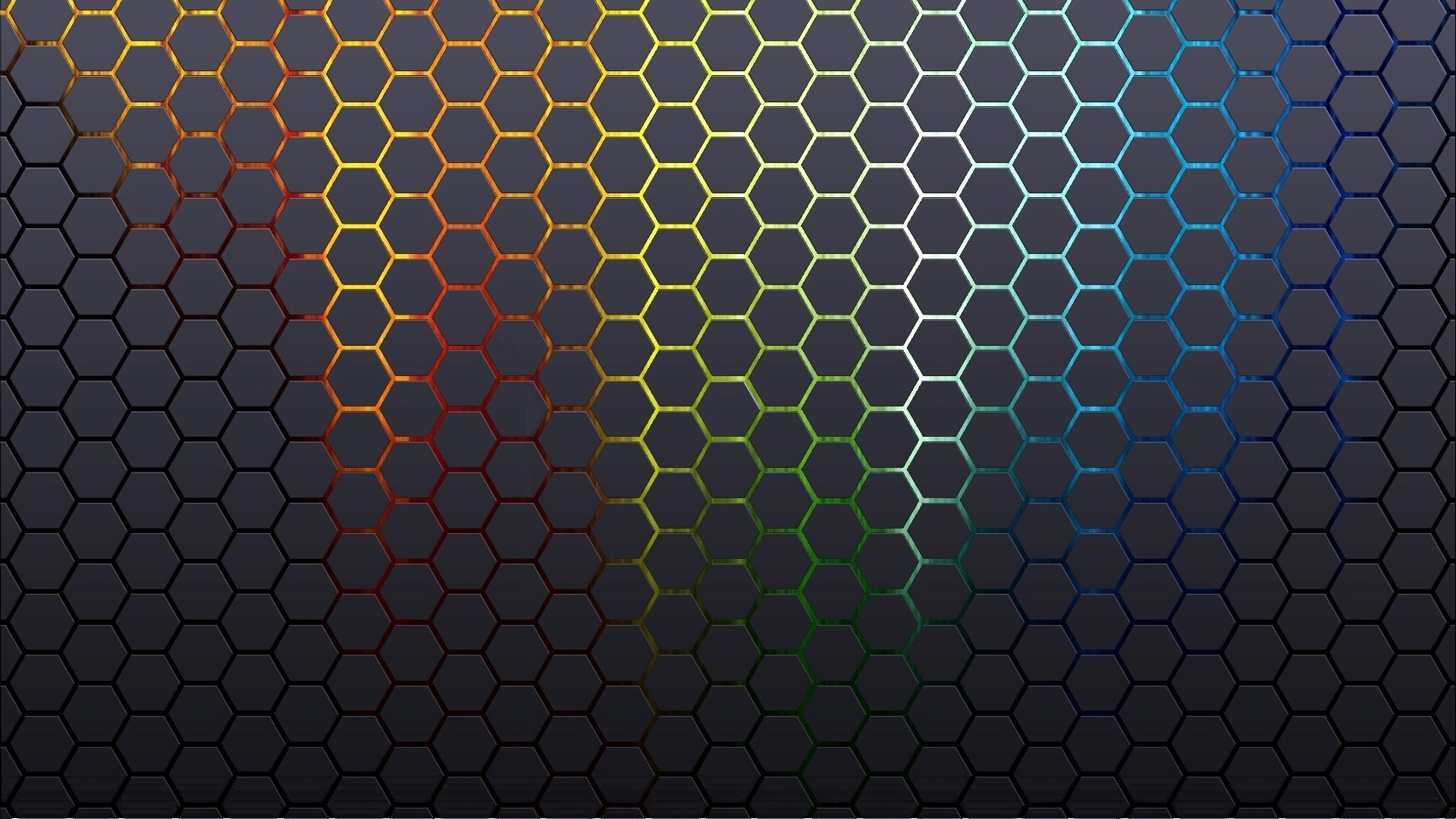Res: 1920x1080, Hexagons Textures like Honeycomb