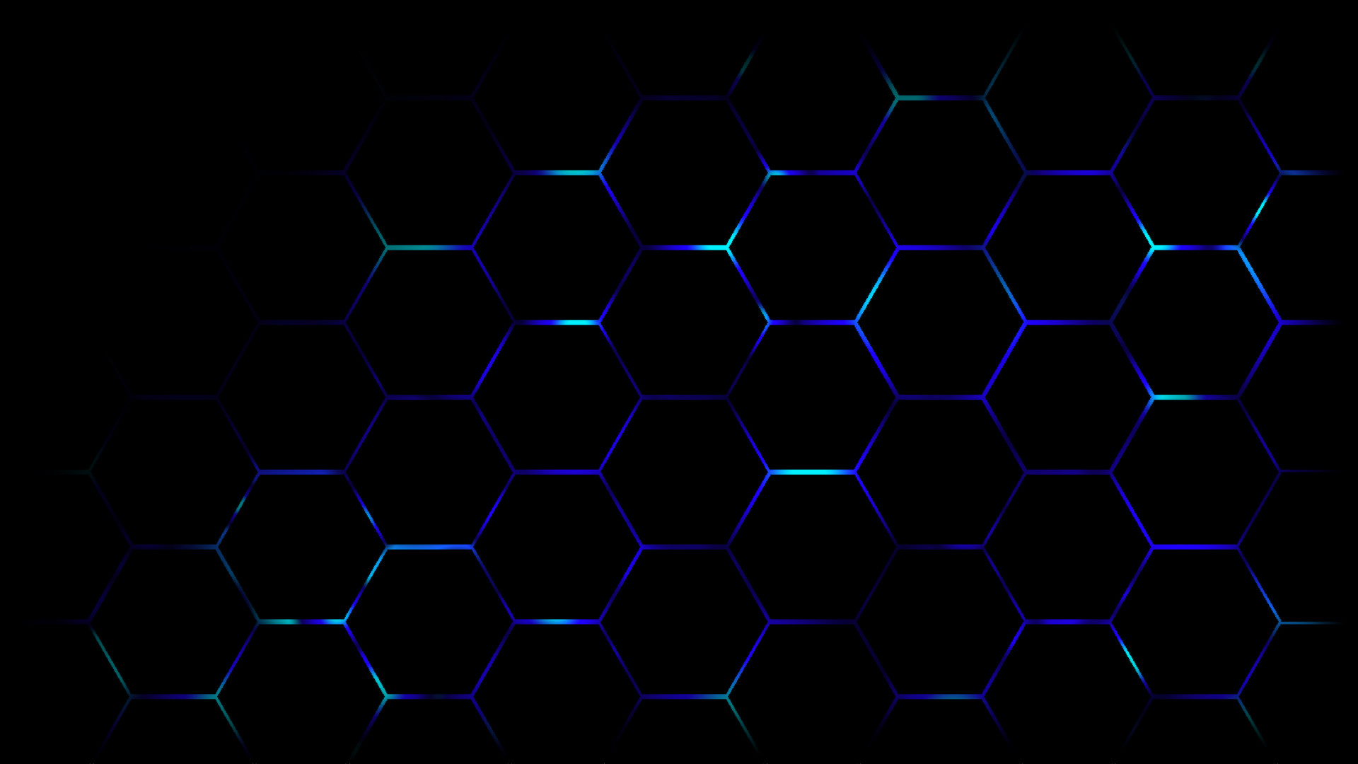 Res: 1920x1080, Blue honeycomb pattern wallpaper