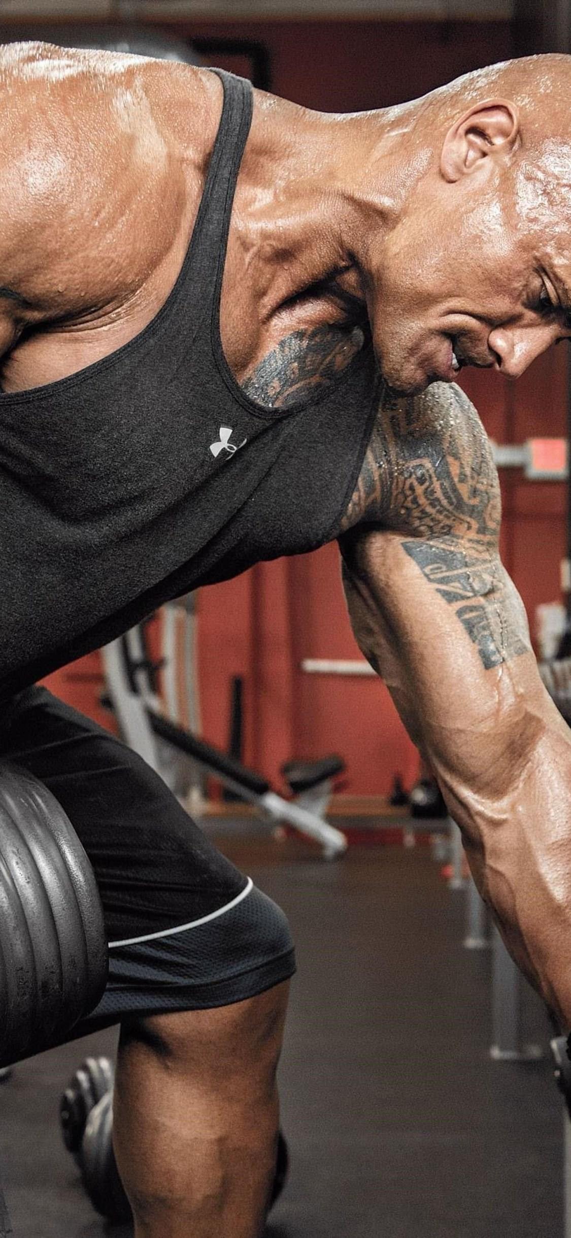 Res: 1125x2436, dwayne-johnson-workout-new.jpg