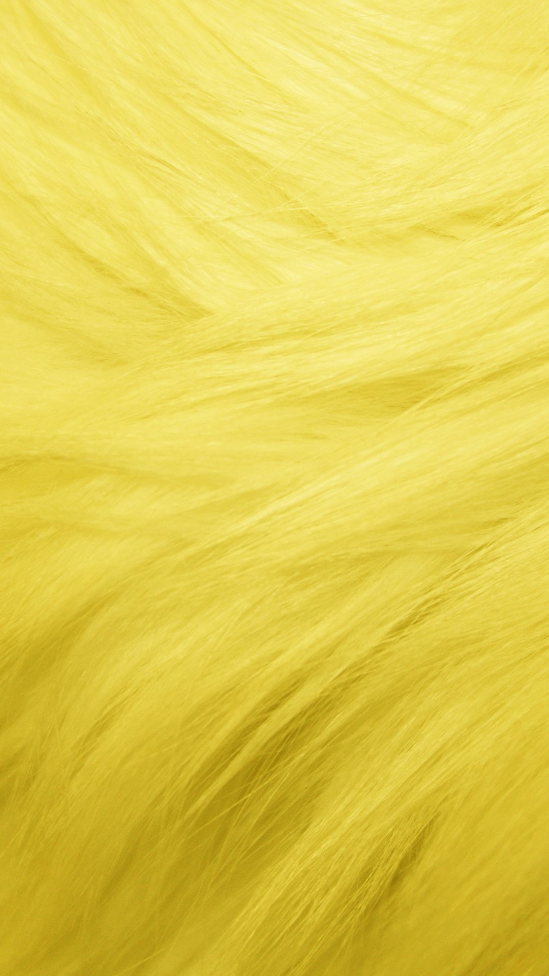 Res: 1080x1920, Yellow Texture - Tap to see more fluffy wallpapers! - @mobile9