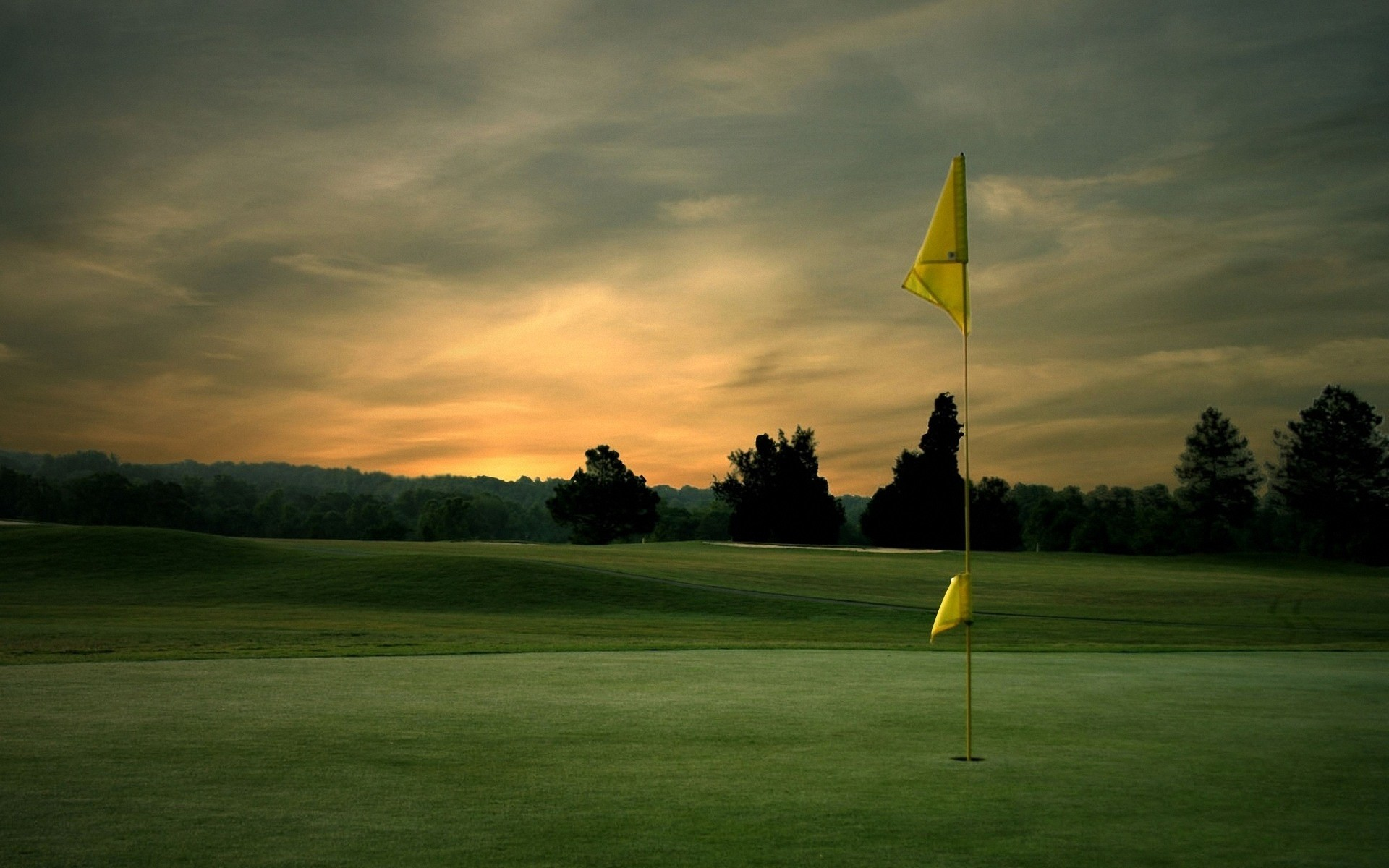 Res: 1920x1200, HD Golf Wallpaper free download.