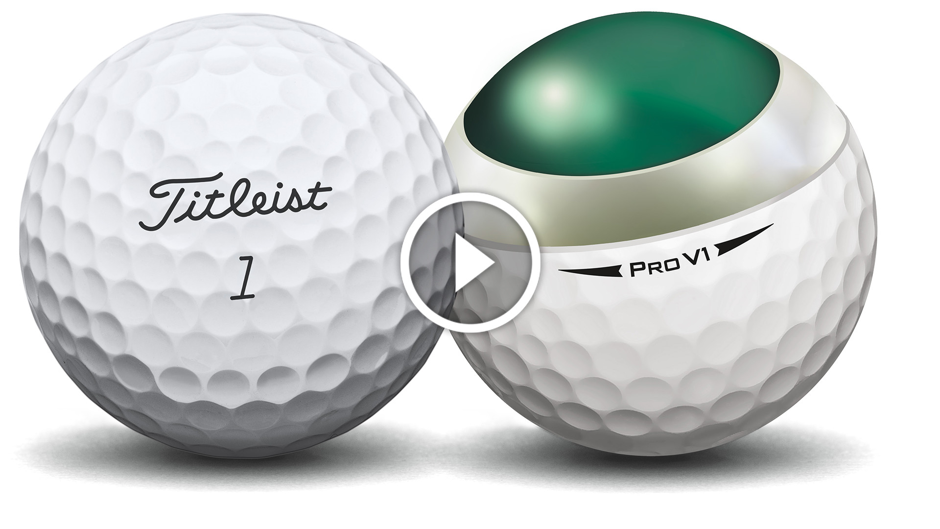 Res: 1920x1080, VIDEO: Inside the new Titleist Pro V1 and Pro V1x balls - Golf Australia  Magazine