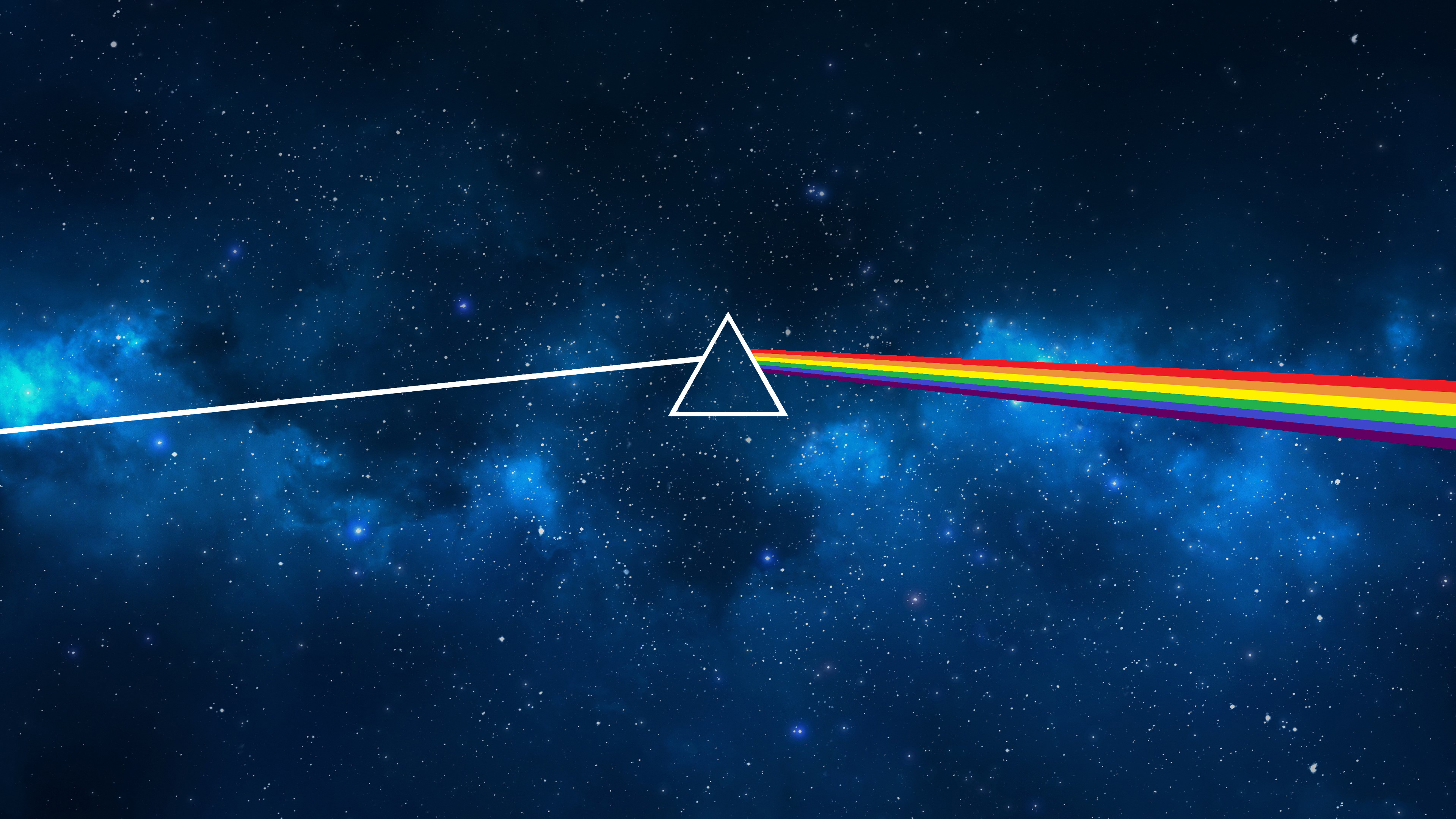 Res: 3840x2160, Dark Side of the Moon Wallpapers