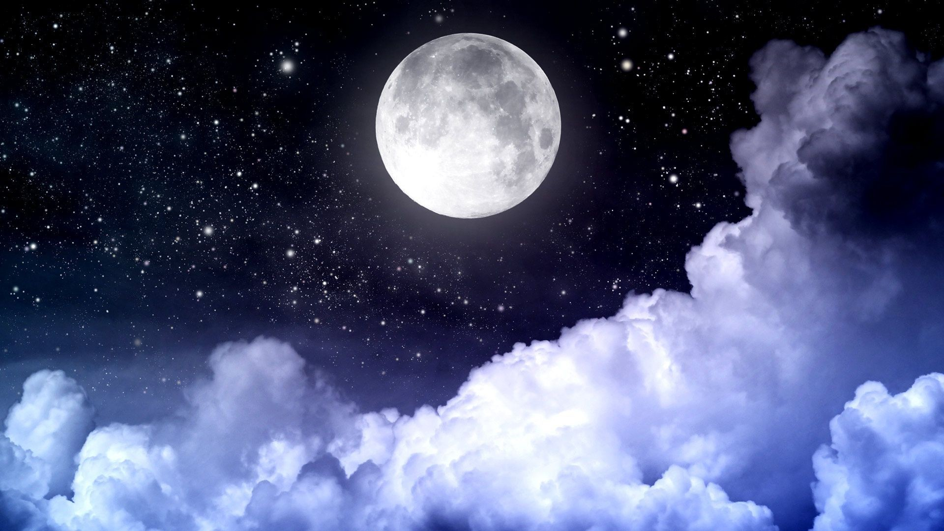 Res: 1920x1080, Beautiful Moon Backgrounds HD Wallpapers