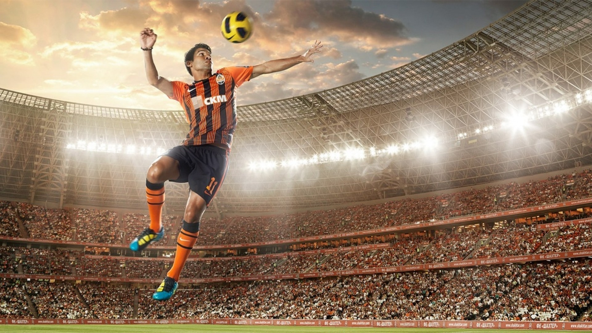 Res: 1920x1080, Soccer ...