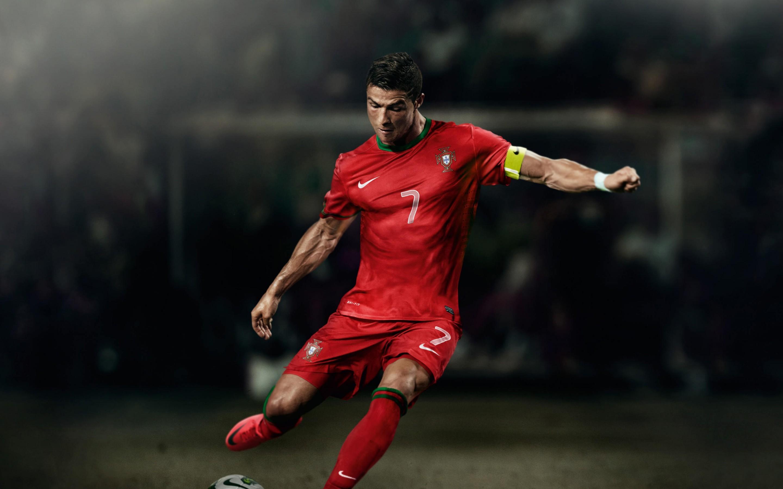 Res: 2880x1800, Sports / Cristiano Ronaldo Wallpaper