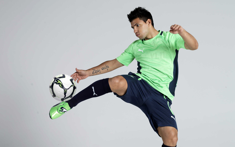 Res: 2880x1800, Tags: Player Soccer Sergio Aguero