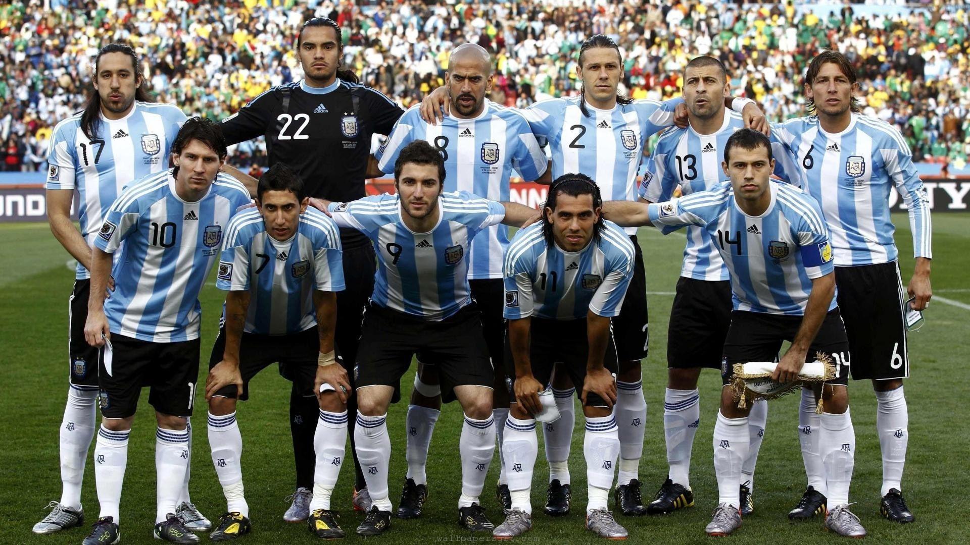 Res: 1920x1080, Argentina National Football Team #1