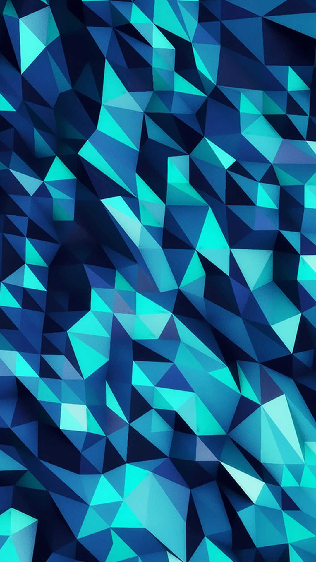 Res: 1080x1920, Download PreviewBlue Crystal Wallpaper