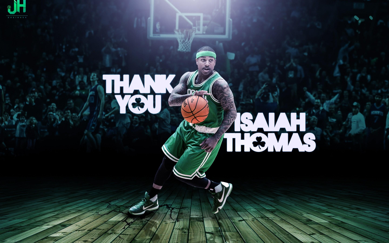 Res: 2880x1800, Sports / Isaiah Thomas Wallpaper