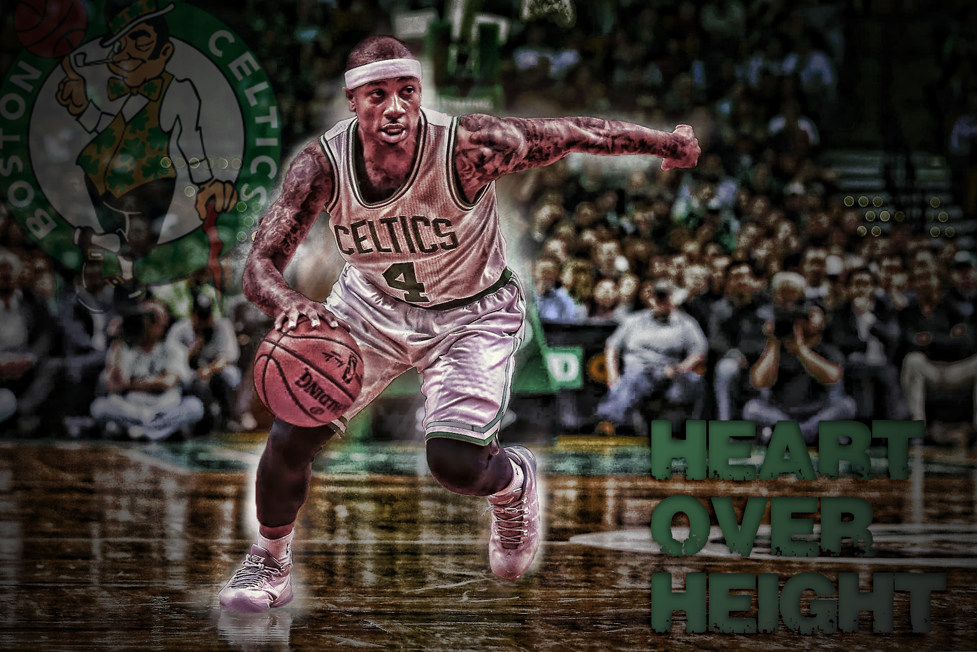 Res: 1920x1281, ... Isaiah Thomas- Heart Over Height Wallpaper by Basketfreak13