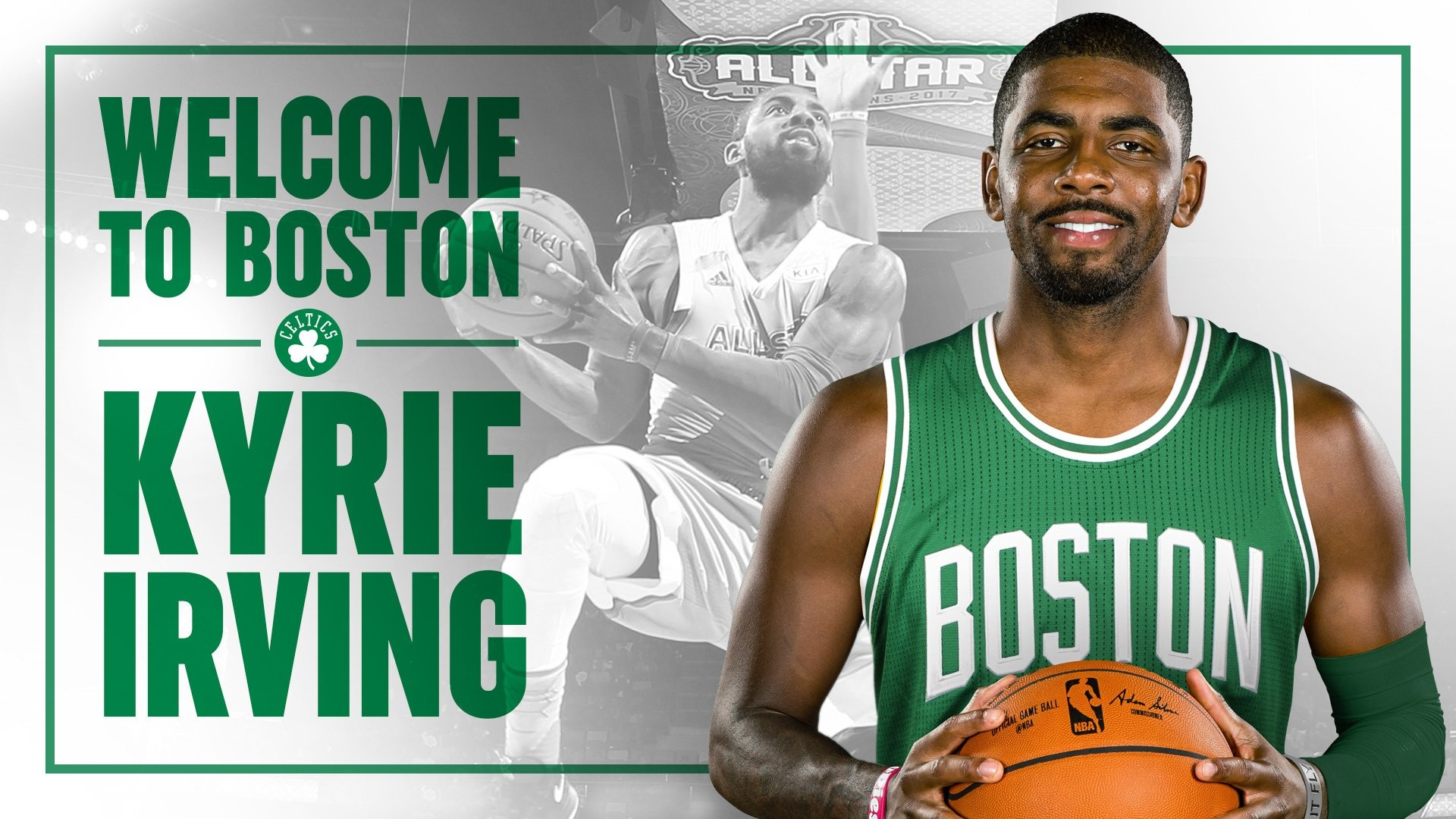 Res: 1920x1080, The Celtics Trade Isaiah Thomas, Jae Crowder, Ante Zizic and The Brooklyn  Pick For Kyrie Irving