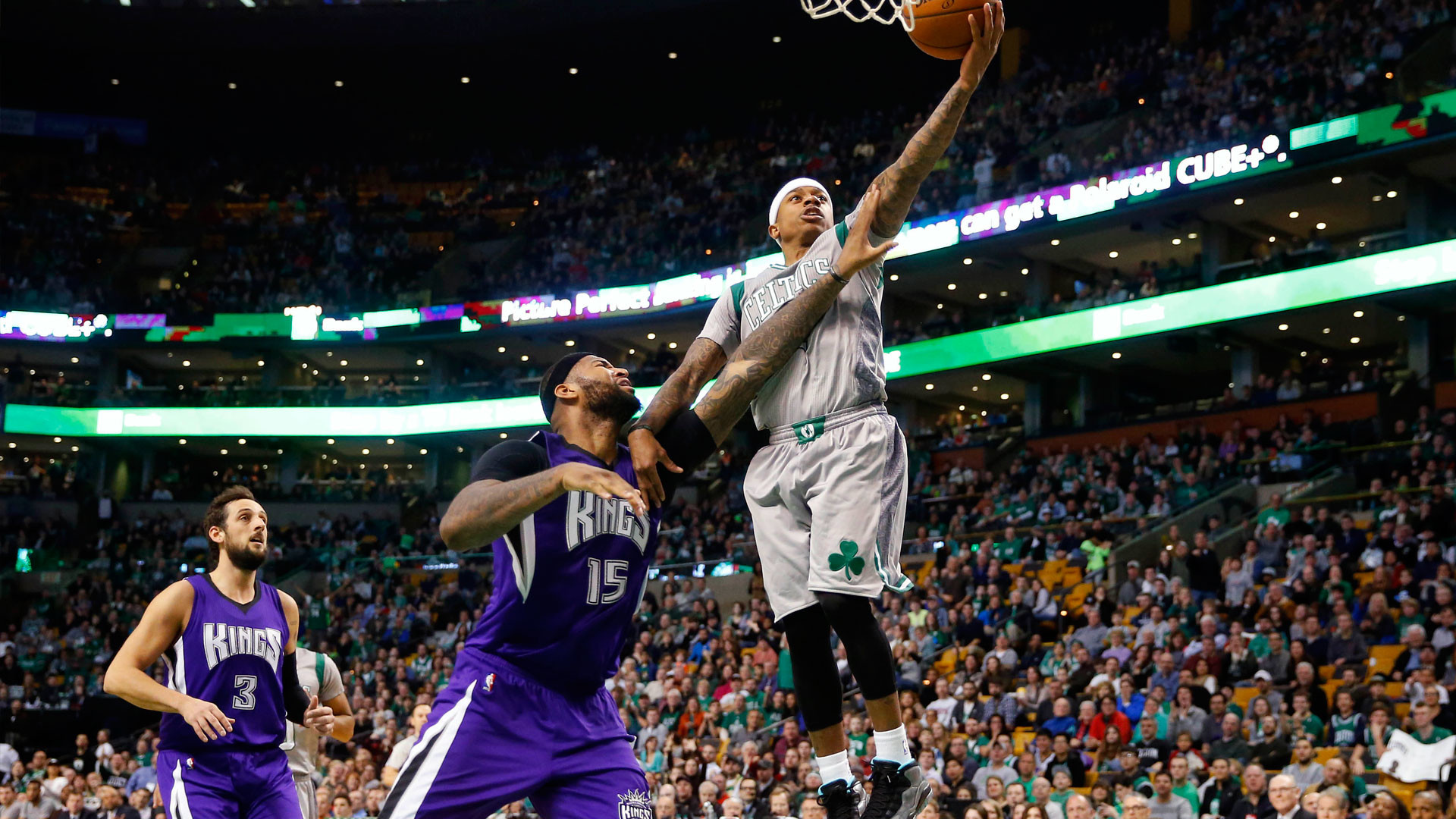 Res: 1920x1080, Isaiah Thomas continues to show Kings he's the one that got away | NBCS Bay  Area