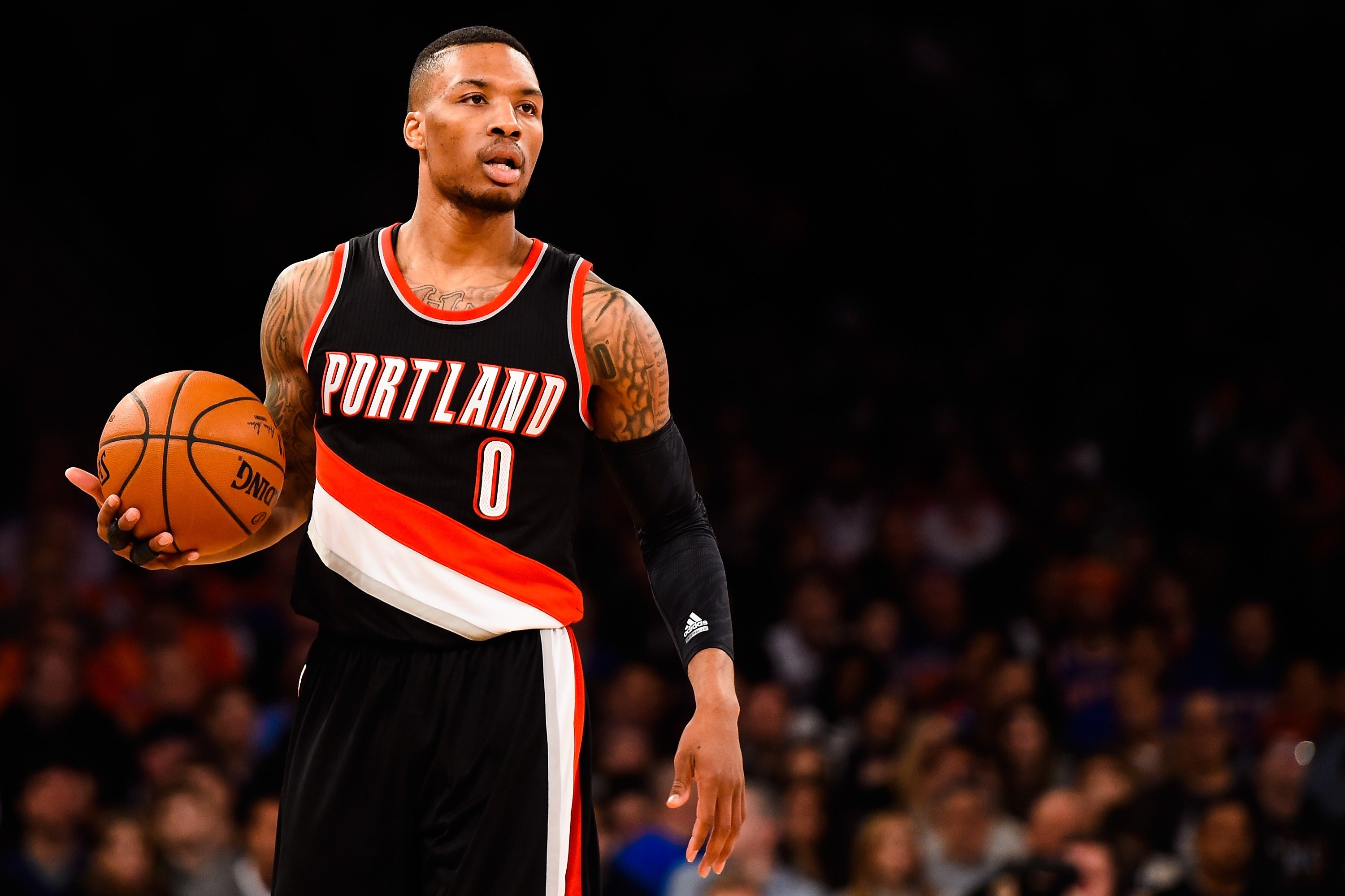 Res: 3000x2000, What coaches can learn from Blazers point guard Damian Lillard -  FootballScoop