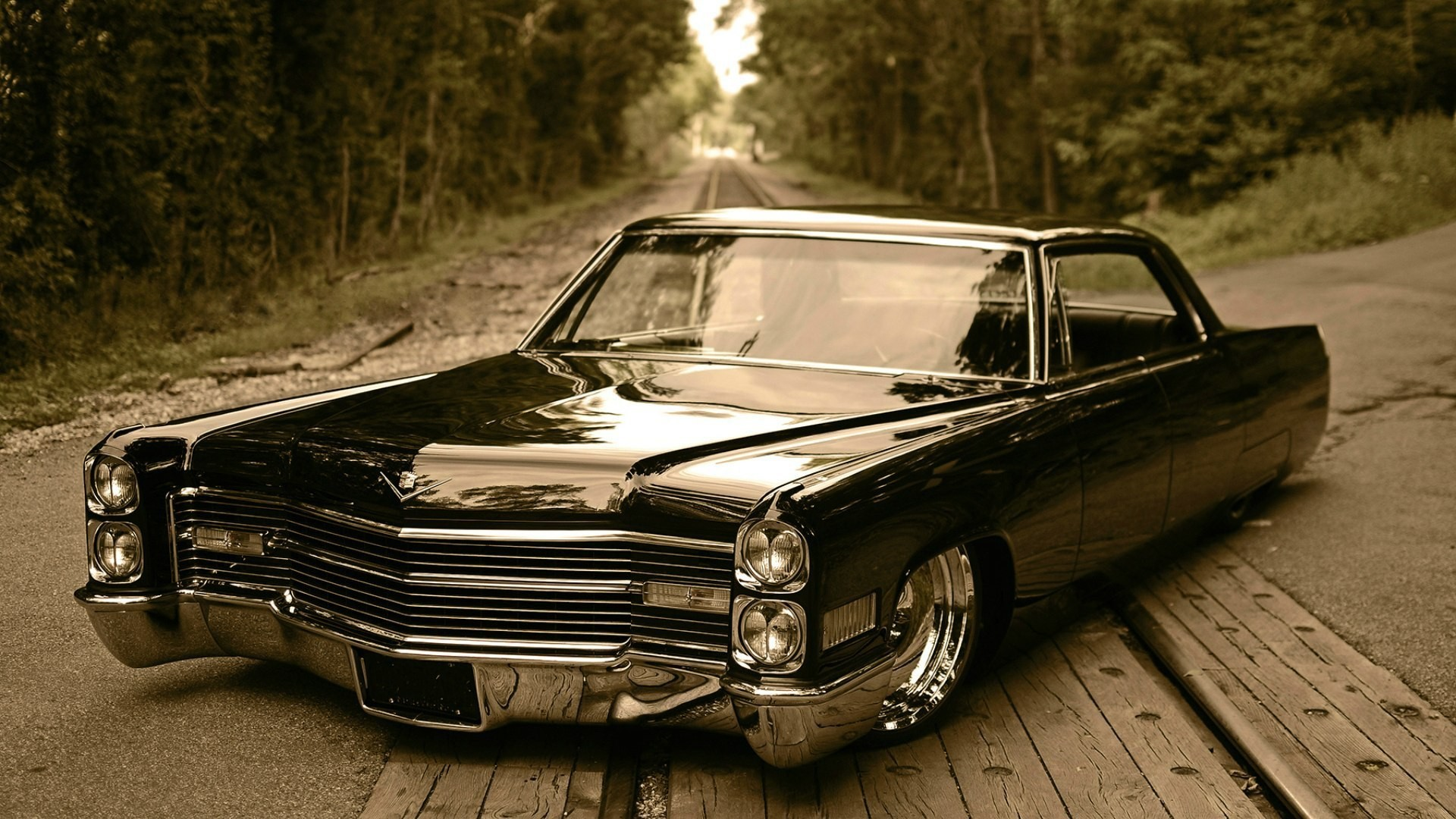 Res: 1920x1080, Nice wallpapers from Cadillac including some new models and the old  lowriders