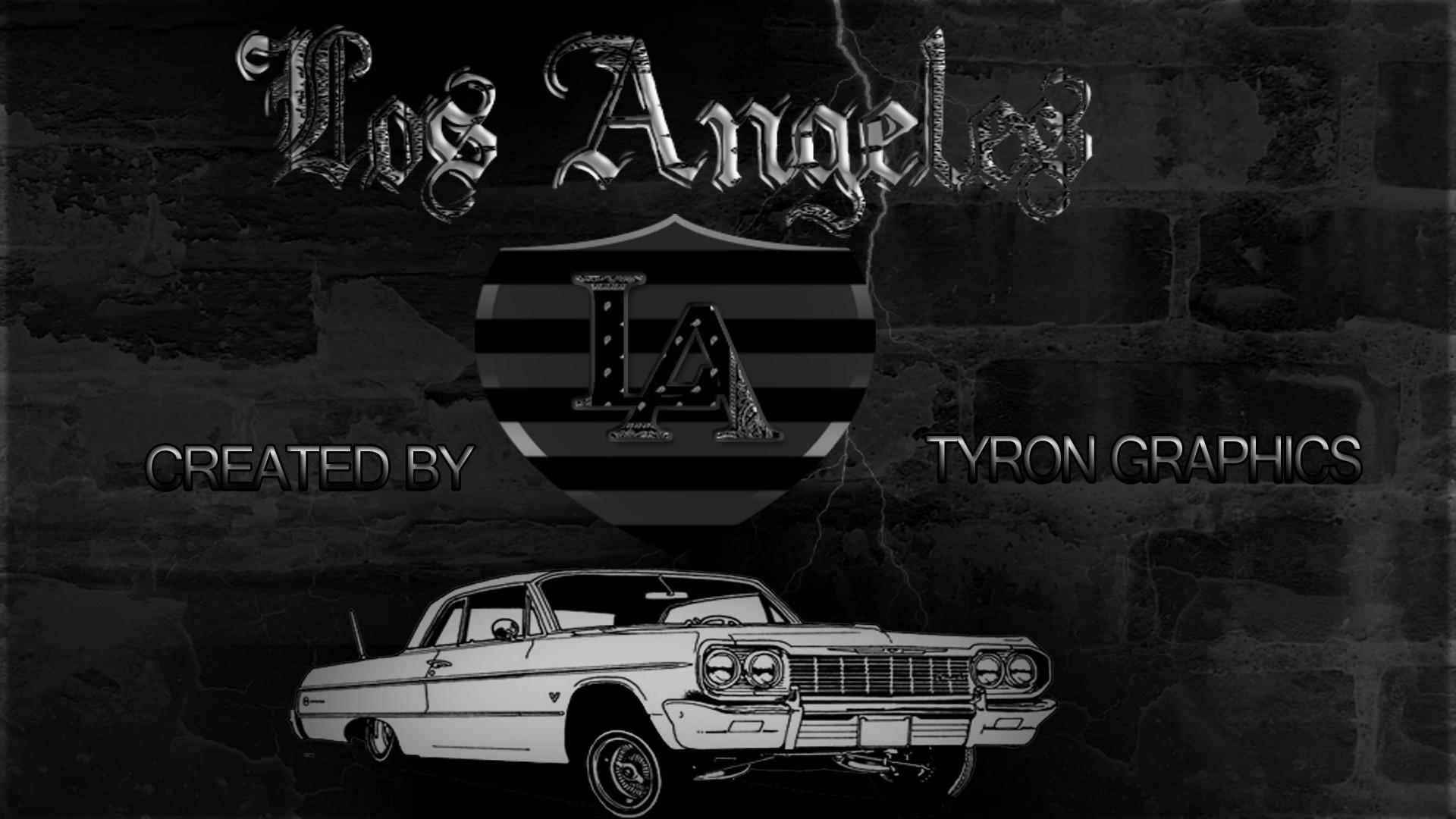 Res: 1920x1080, Los angeles chevy impala lowrider wallpaper