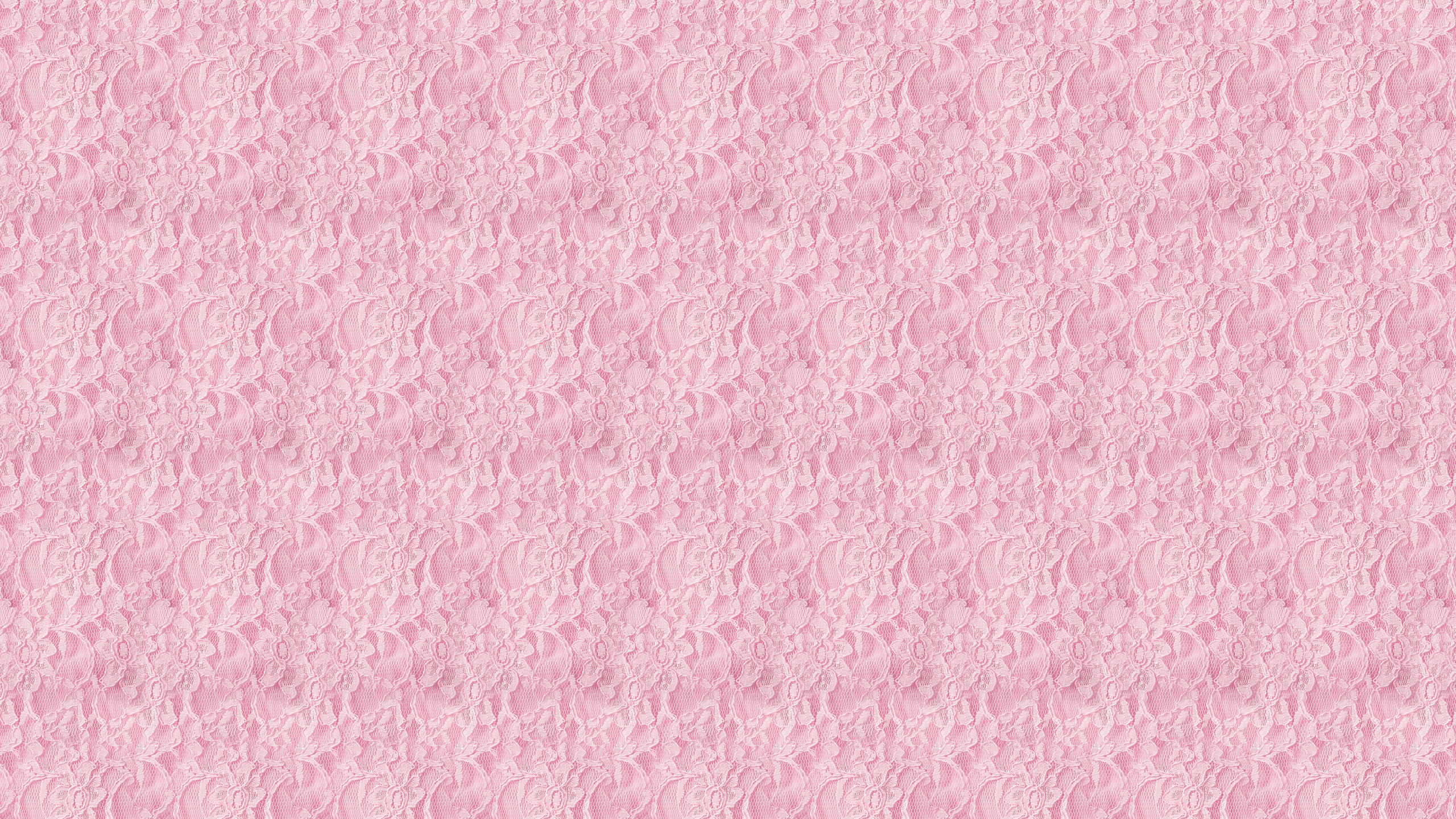 Res: 2560x1440, this Pink Lace Desktop Wallpaper is easy. Just save the wallpaper …