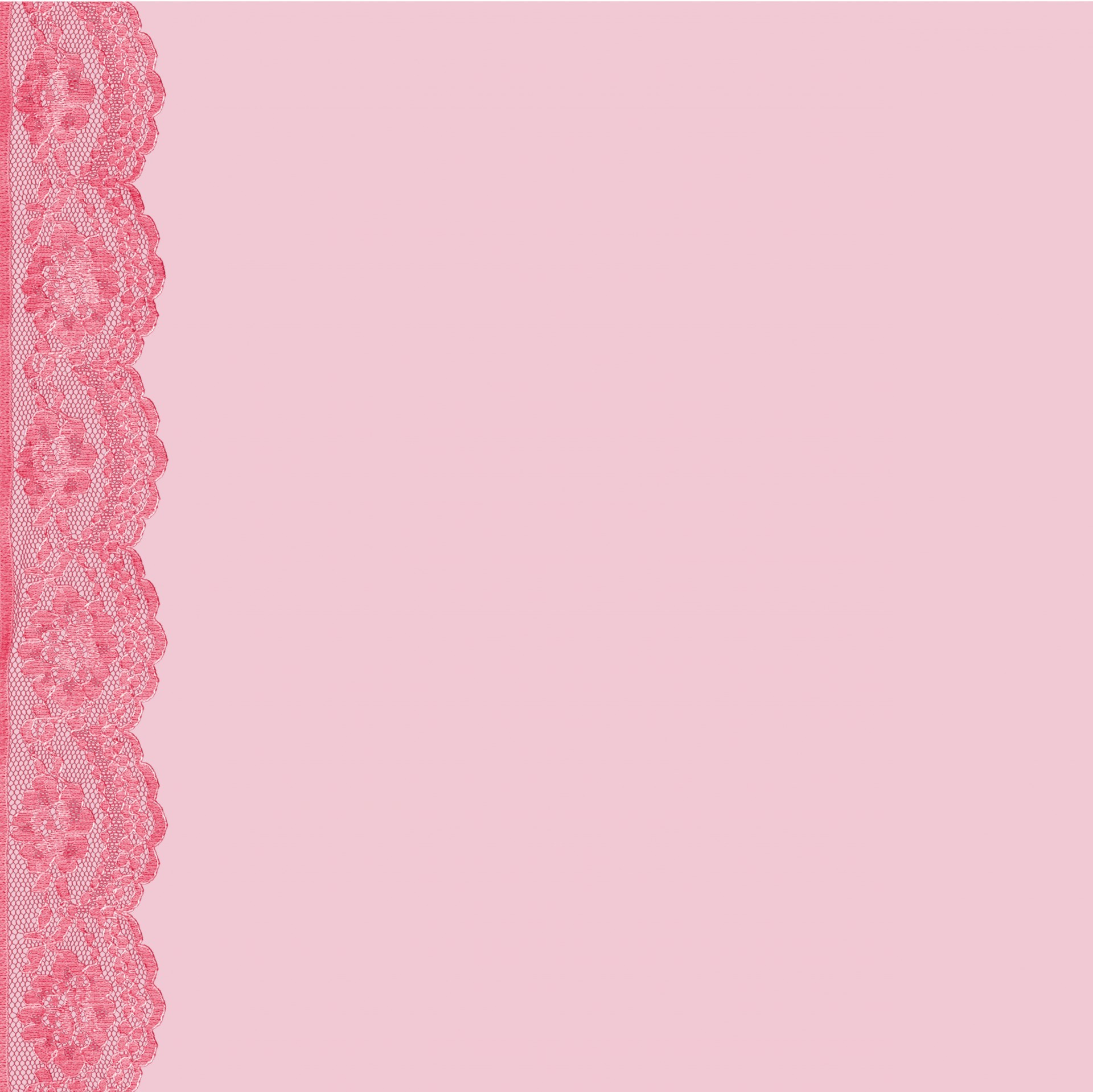 Res: 1920x1919, Pink Lace Background