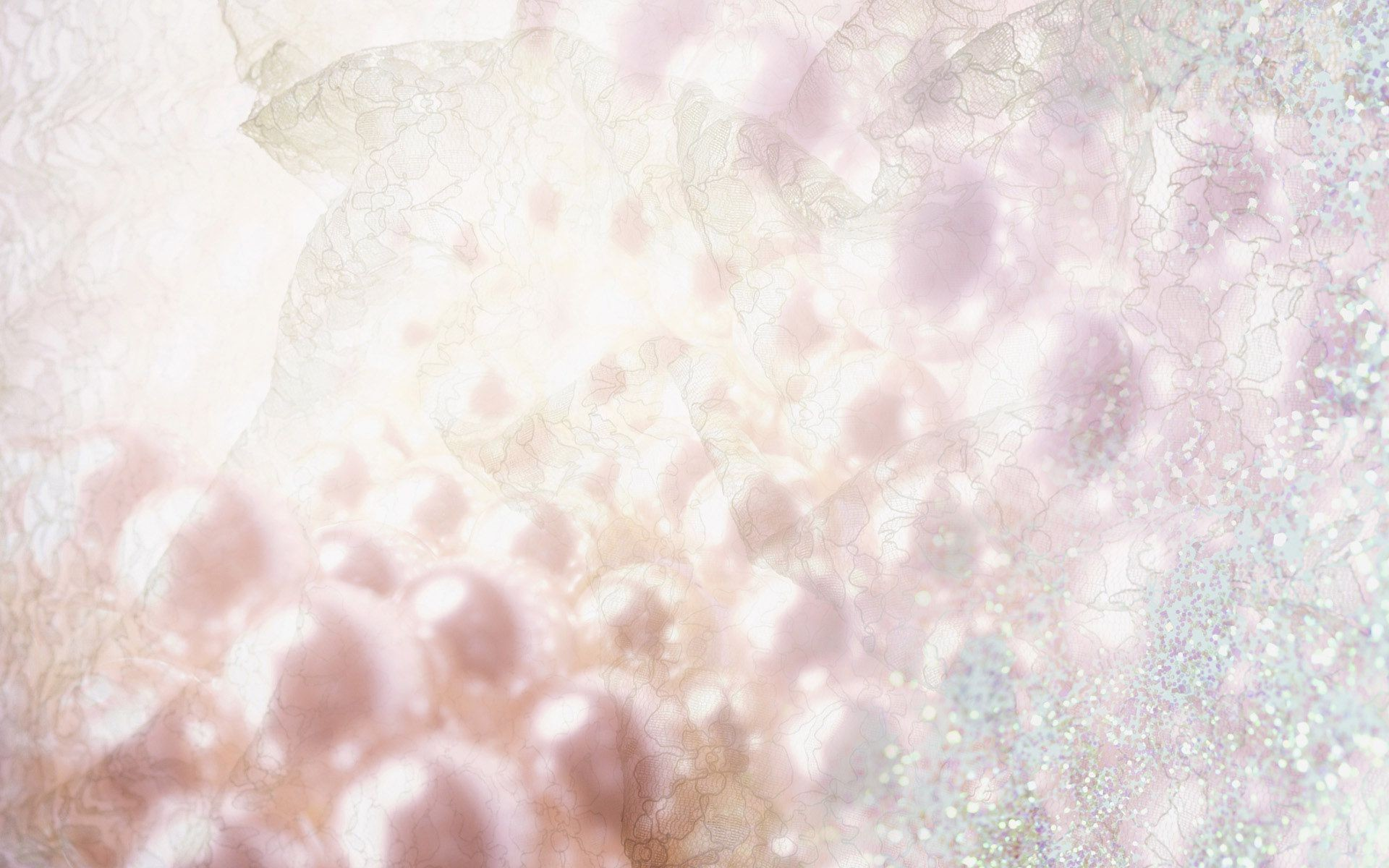 Res: 1920x1200, pink lace and pearls | Lace and pearls wallpaper
