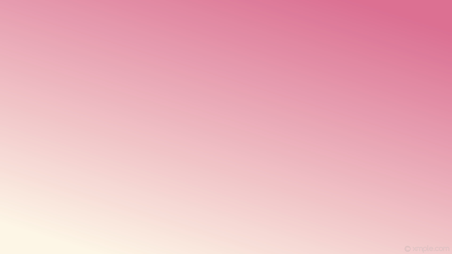 Res: 1920x1080, wallpaper white linear pink gradient pale violet red old lace #db7093  #fdf5e6 45°