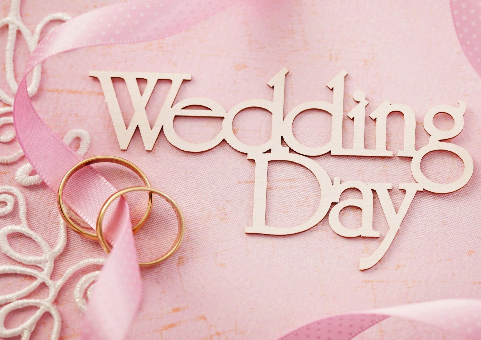 Res: 1920x1360, wedding day pink background flowers ring lace soft flower rings