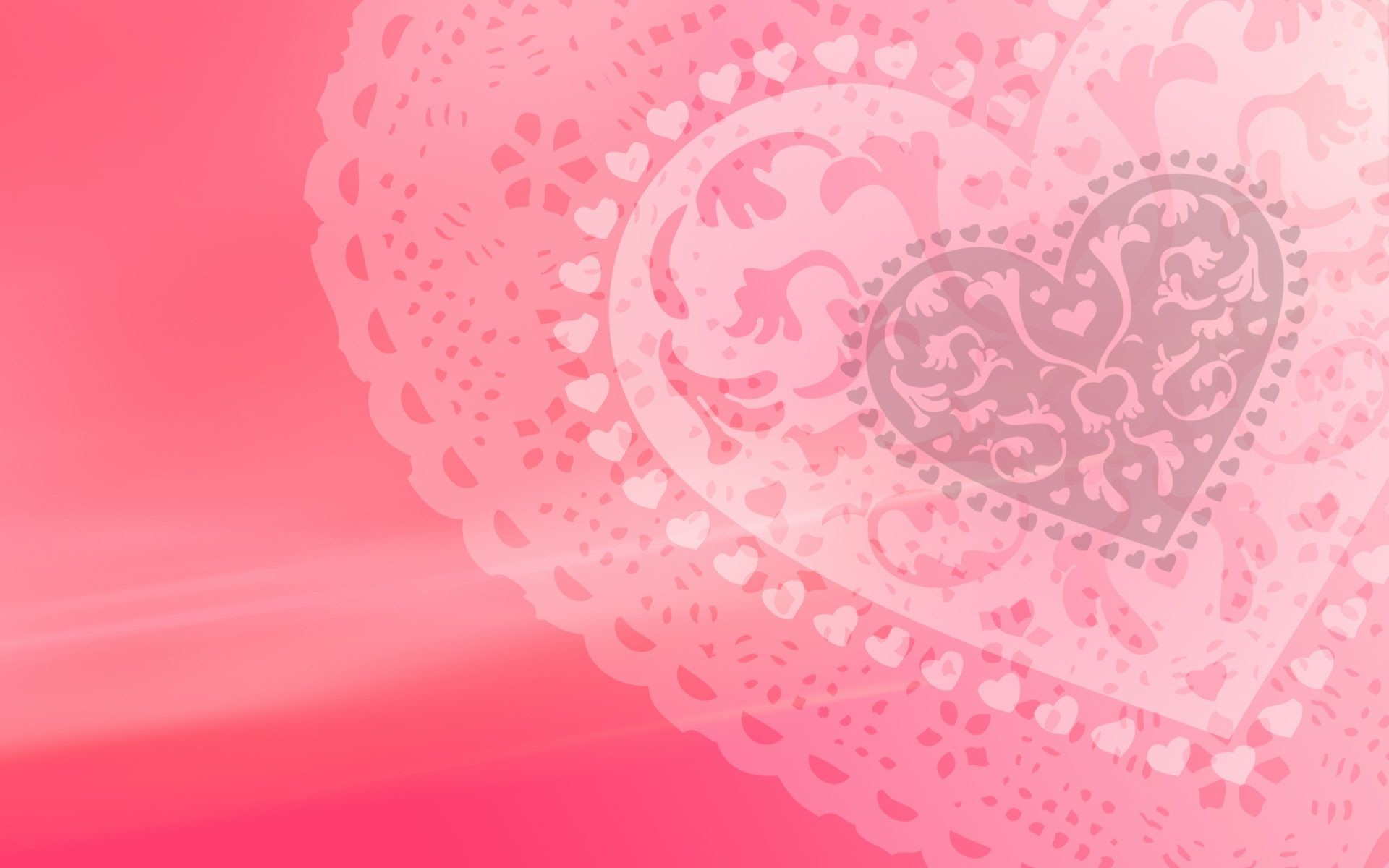 Res: 1920x1200, Pink Heart - 1534951