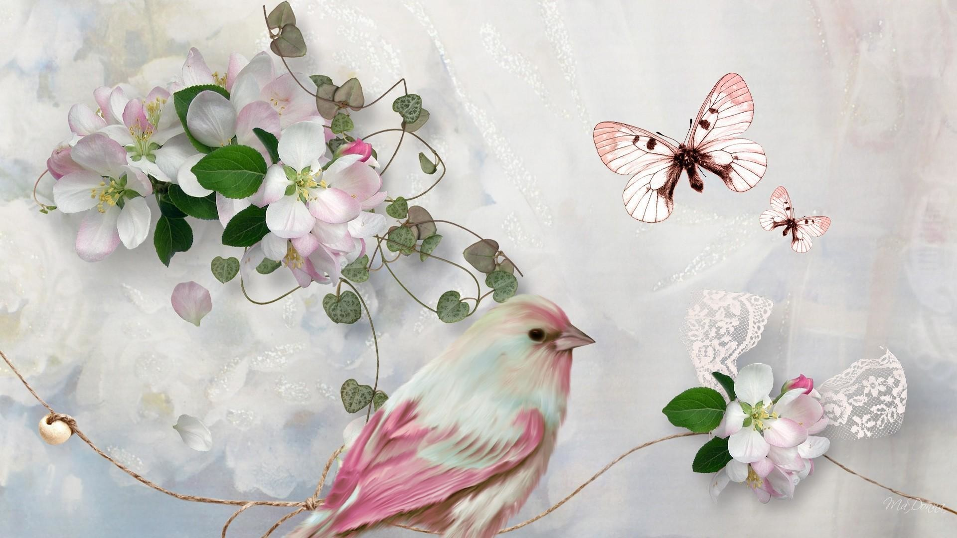 Res: 1920x1080, Spring Enchantment