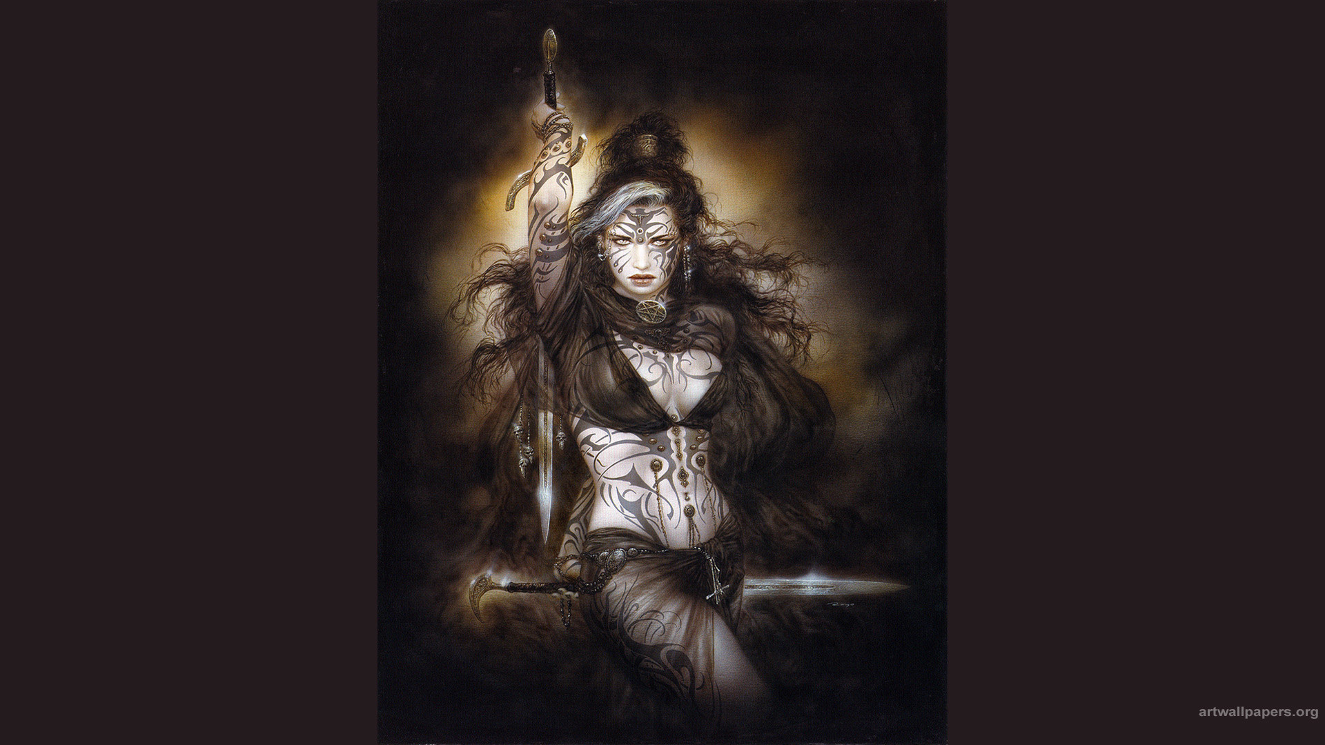 Res: 1920x1080, Full HD Widescreen 1080p - 1920 x 1080 : 1920 x 1200. Luis Royo Wallpapers