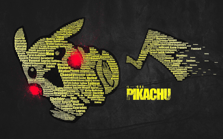 Res: 2880x1800,  Pokemon Pikachu Wallpapers - Full HD wallpaper search