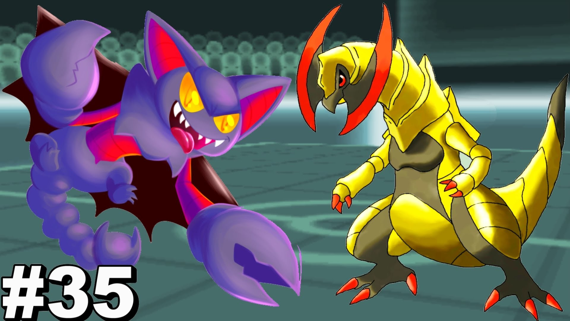 Res: 1920x1080, Pokemon Omega Ruby and Alpha Sapphire Wifi Battle ORAS Battle Spot Brawl  #35 Haxorus Needs to Chill - YouTube