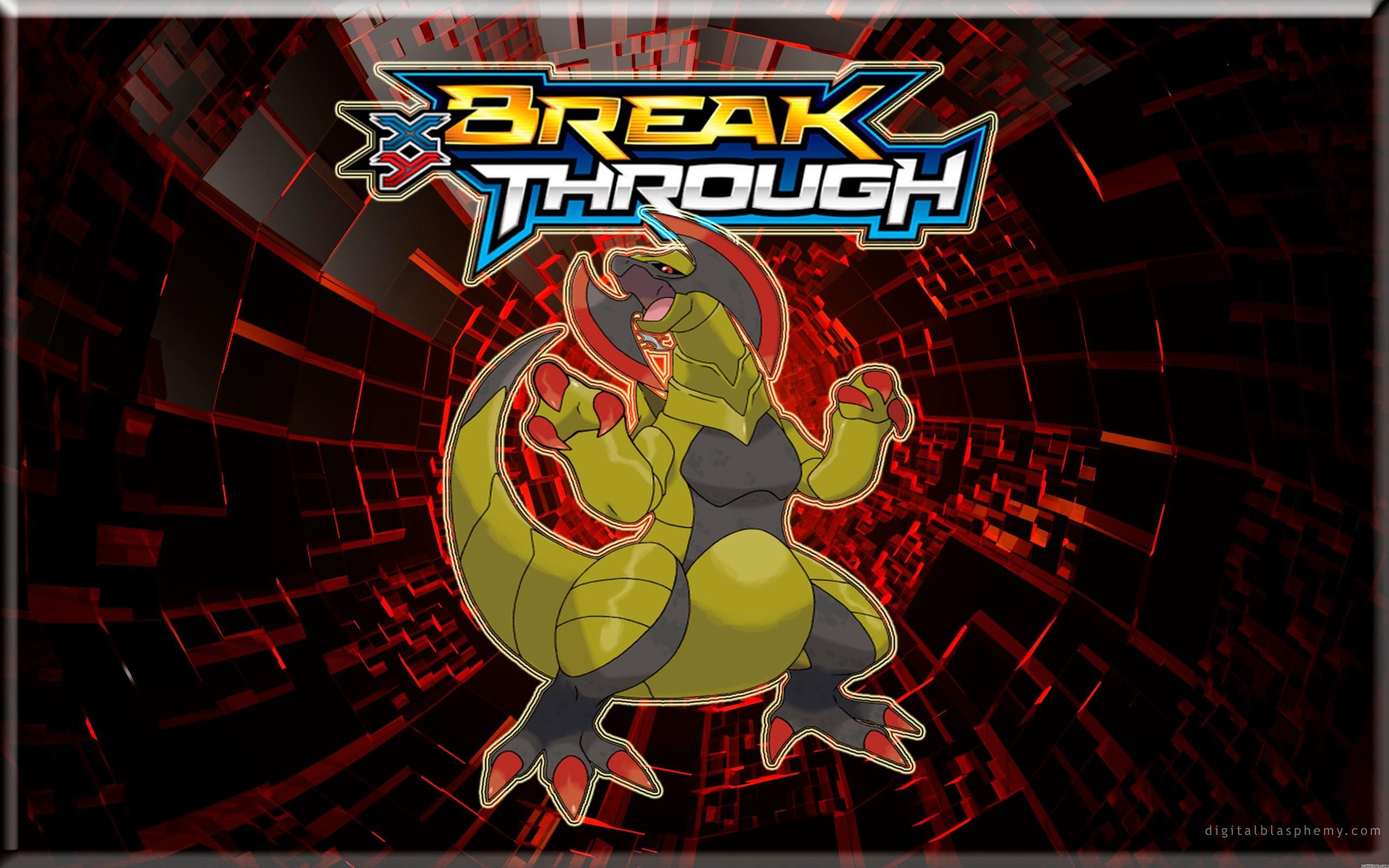 Res: 2560x1600, Pokemon TCG BreakTrough Haxorus Deck