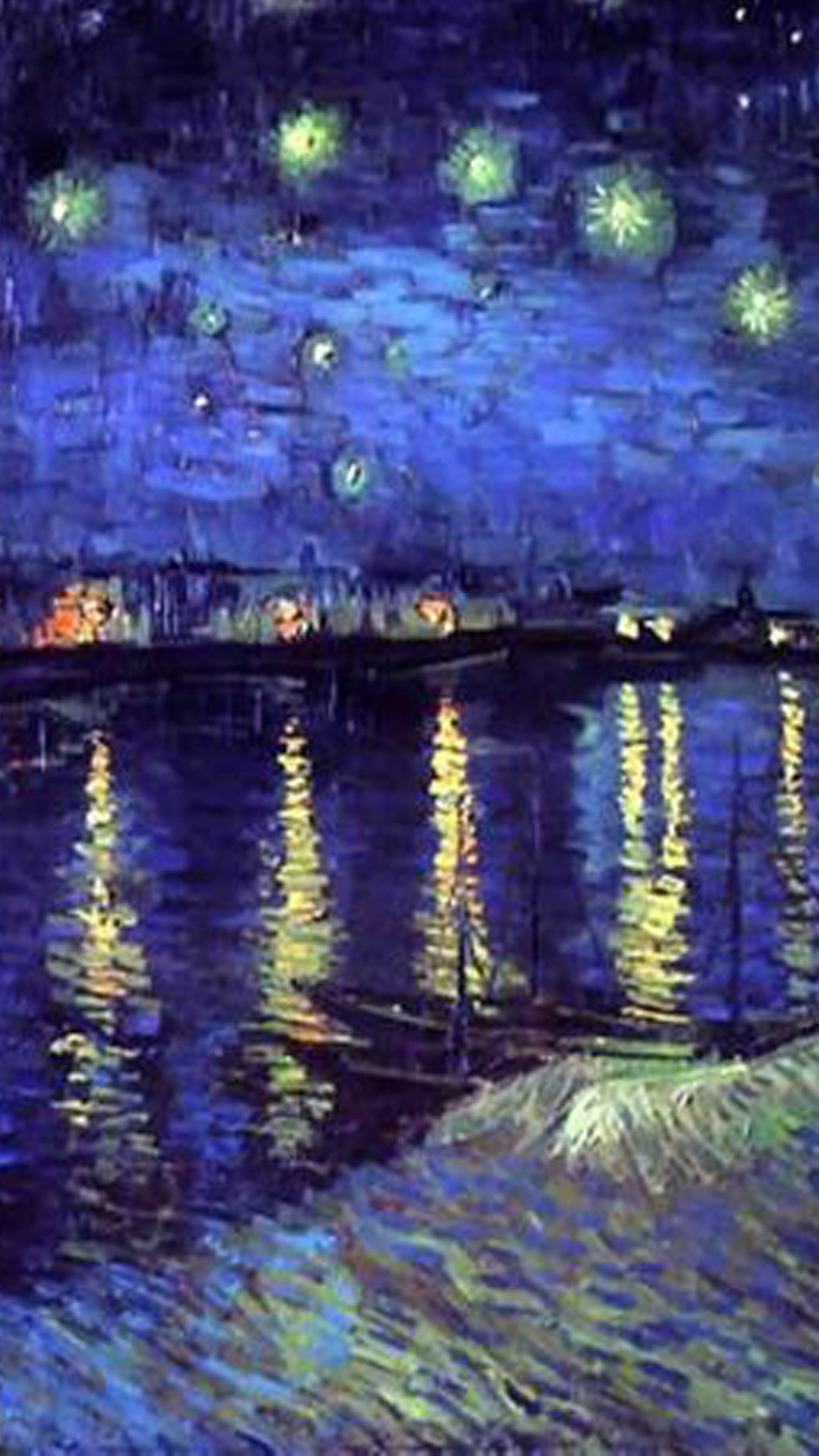 Res: 1080x1920, • hippie vintage indie Grunge pastel backgrounds Van Gogh pale wallpapers  Hologram aesthetics outlines overlays Transparents lockscreens van gogh ...