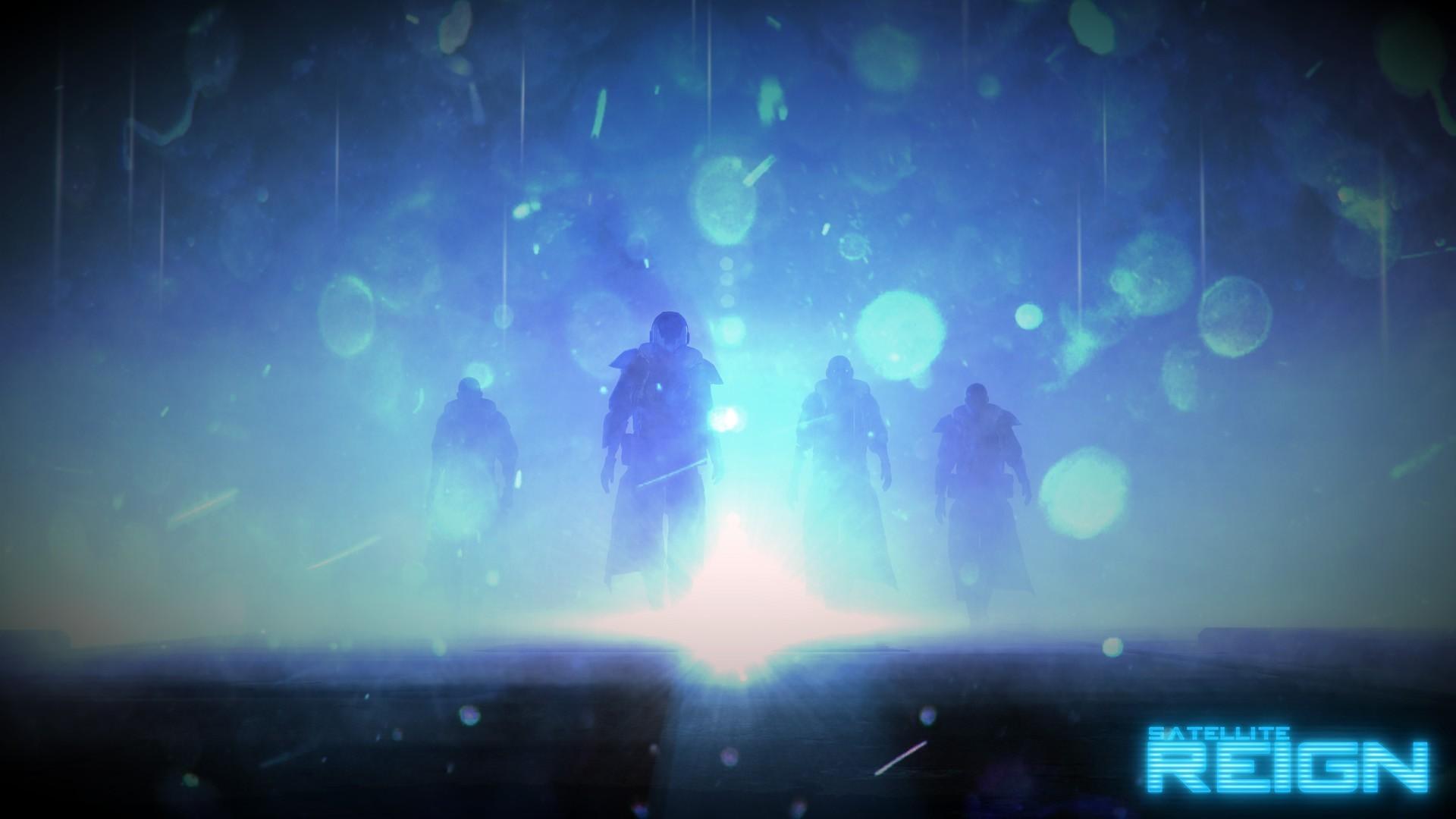 Res: 1920x1080, Studios indie games satellite reign cyberpunk dystopia wallpaper
