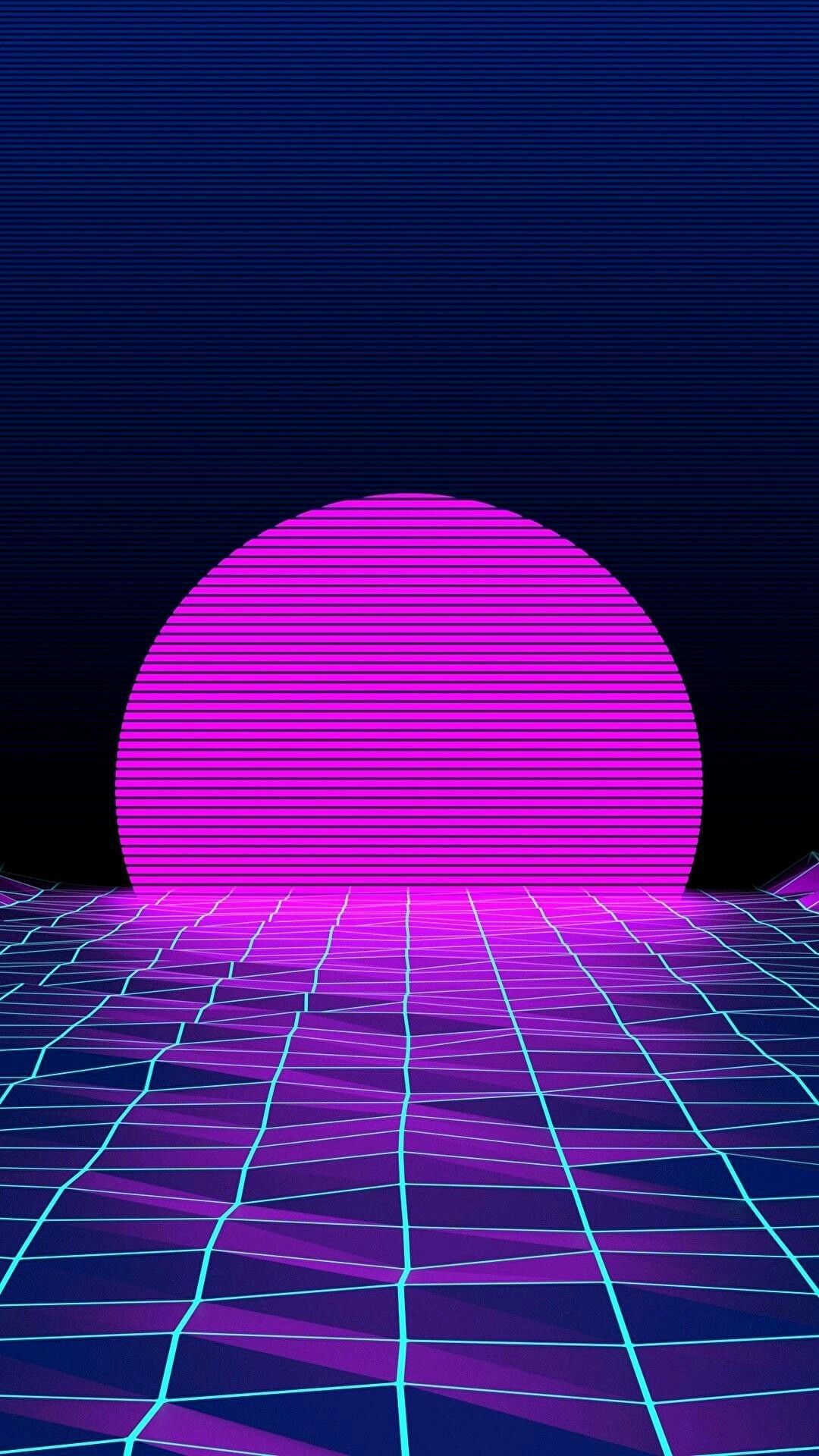 Res: 1080x1920, Vaporwave Wallpaper, Indie Art, Graphic Art, Iphone Wallpapers, Panda,  Fantasy Art, Style, Purple Aesthetic, Trippy